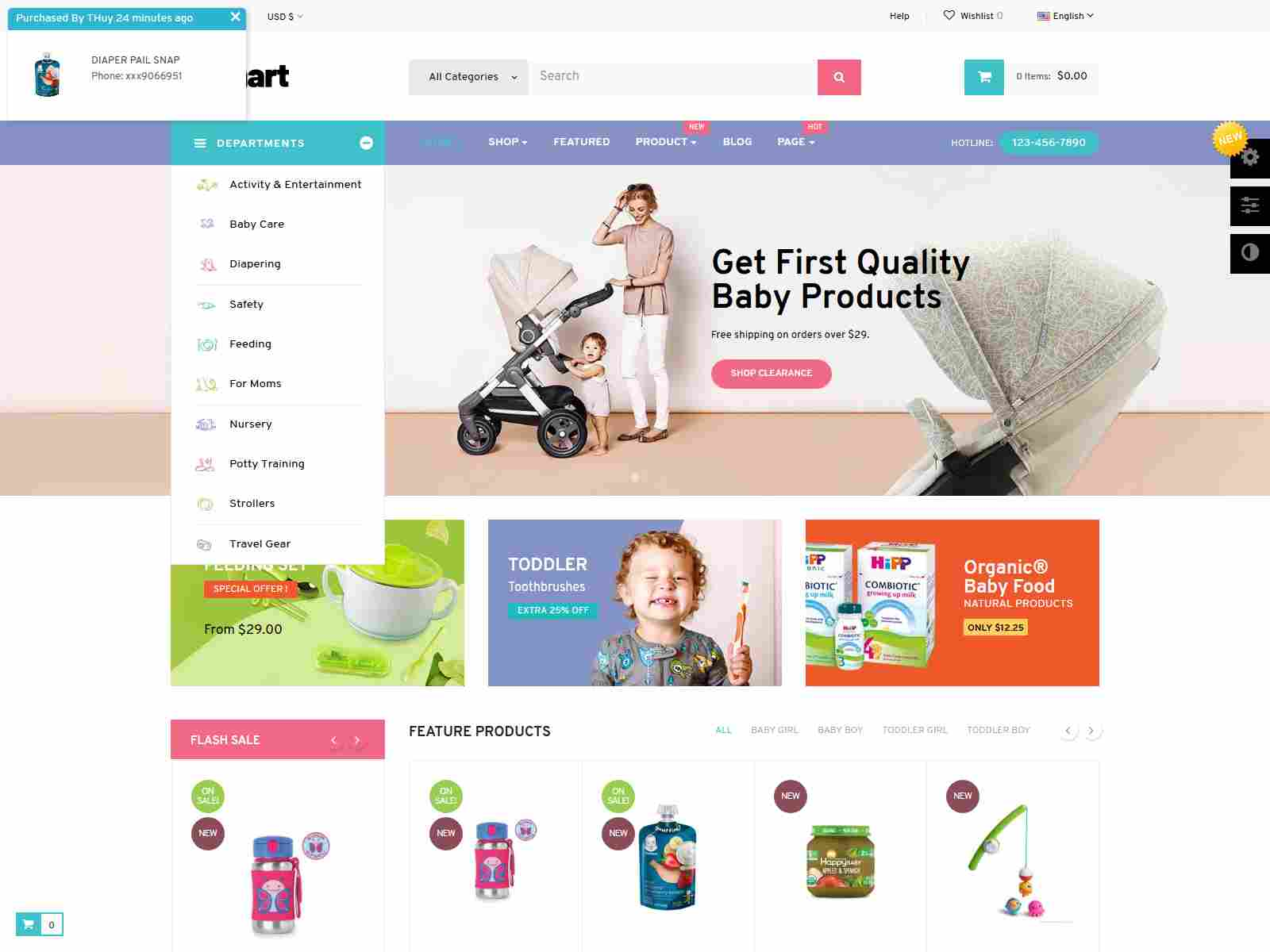 Best Premium PhotoMain PrestaShop Themes