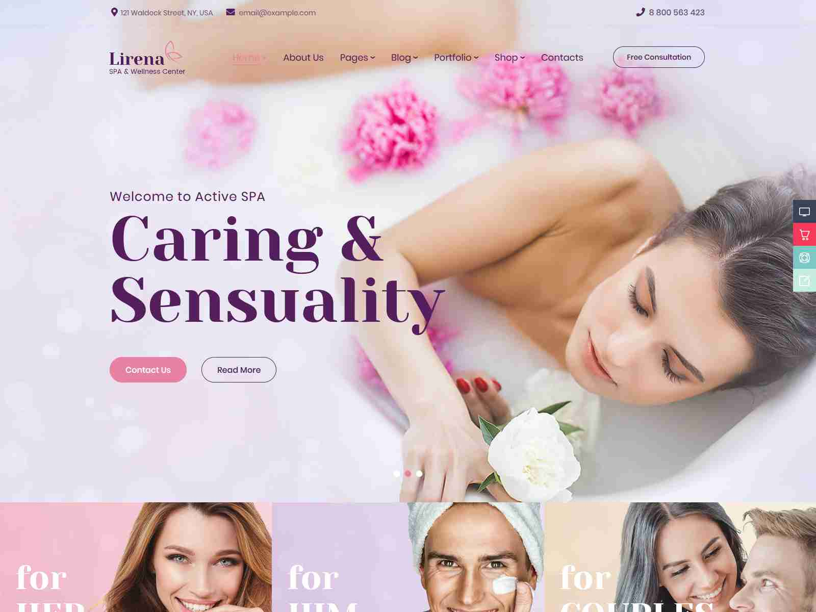 Best Premium Beauty WordPress Themes