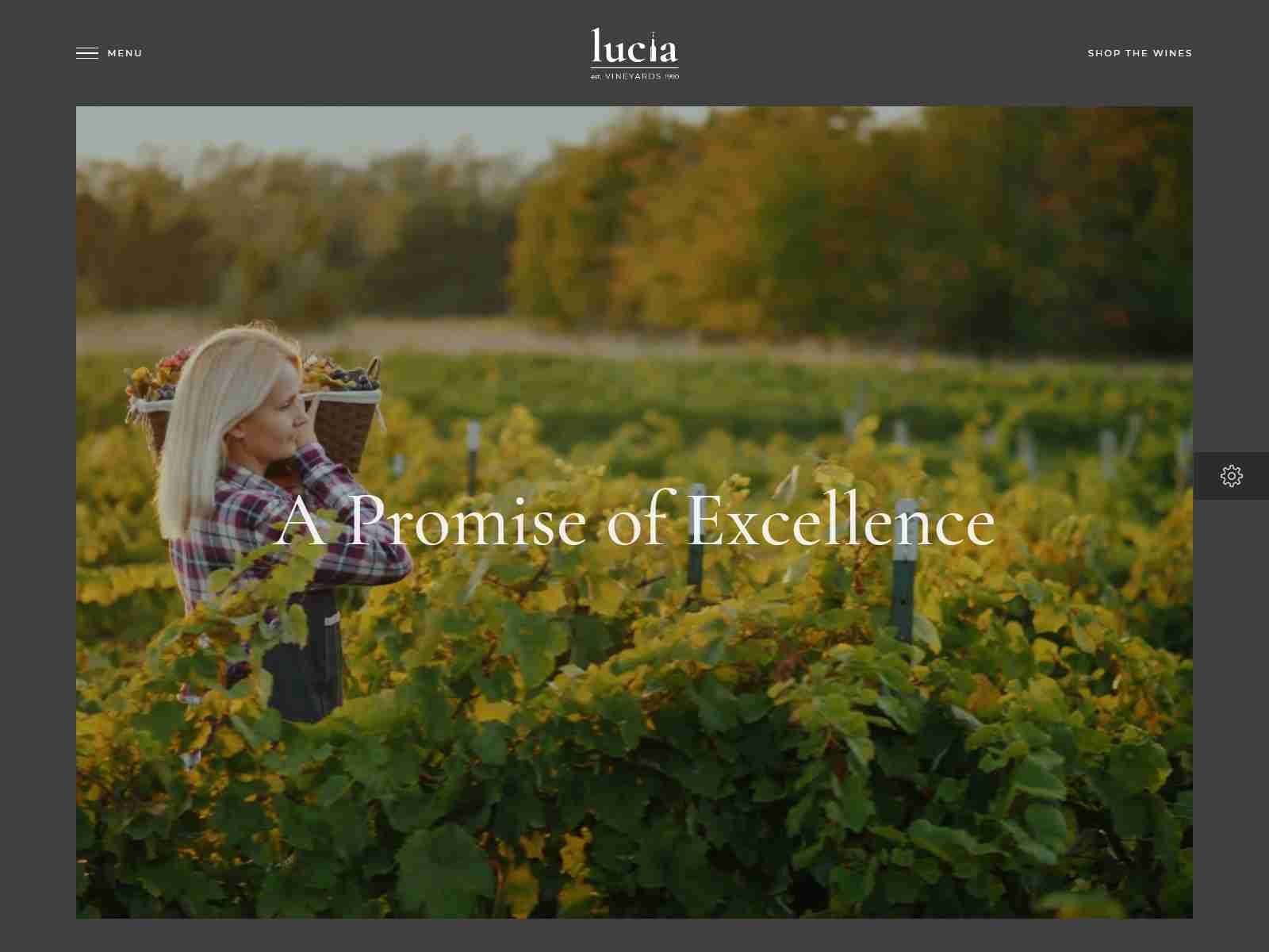 Lucia - Wine WordPress Theme