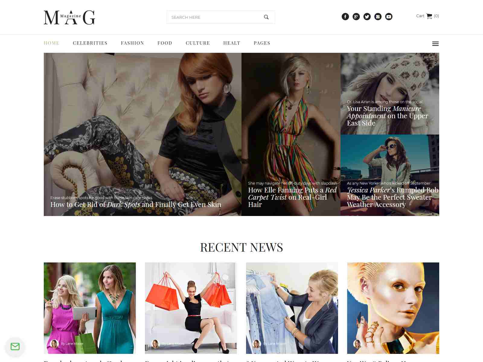 Best Premium Clothing Joomla Themes
