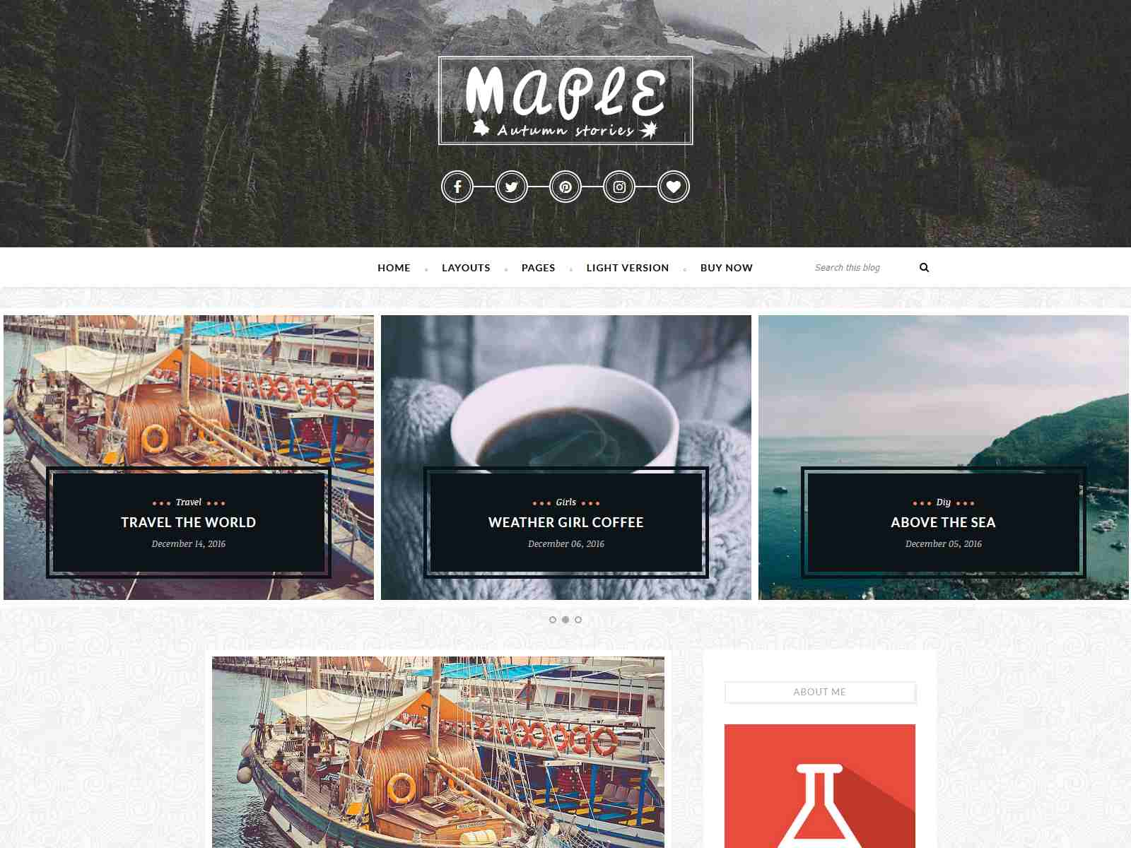 Best Premium Journal Blogger Themes