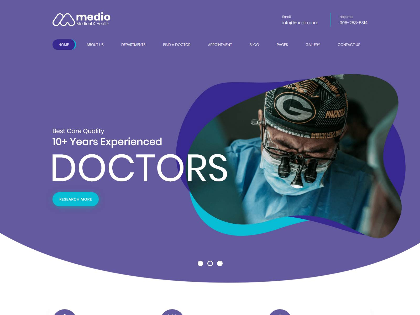 Best Premium Hospital WordPress Themes