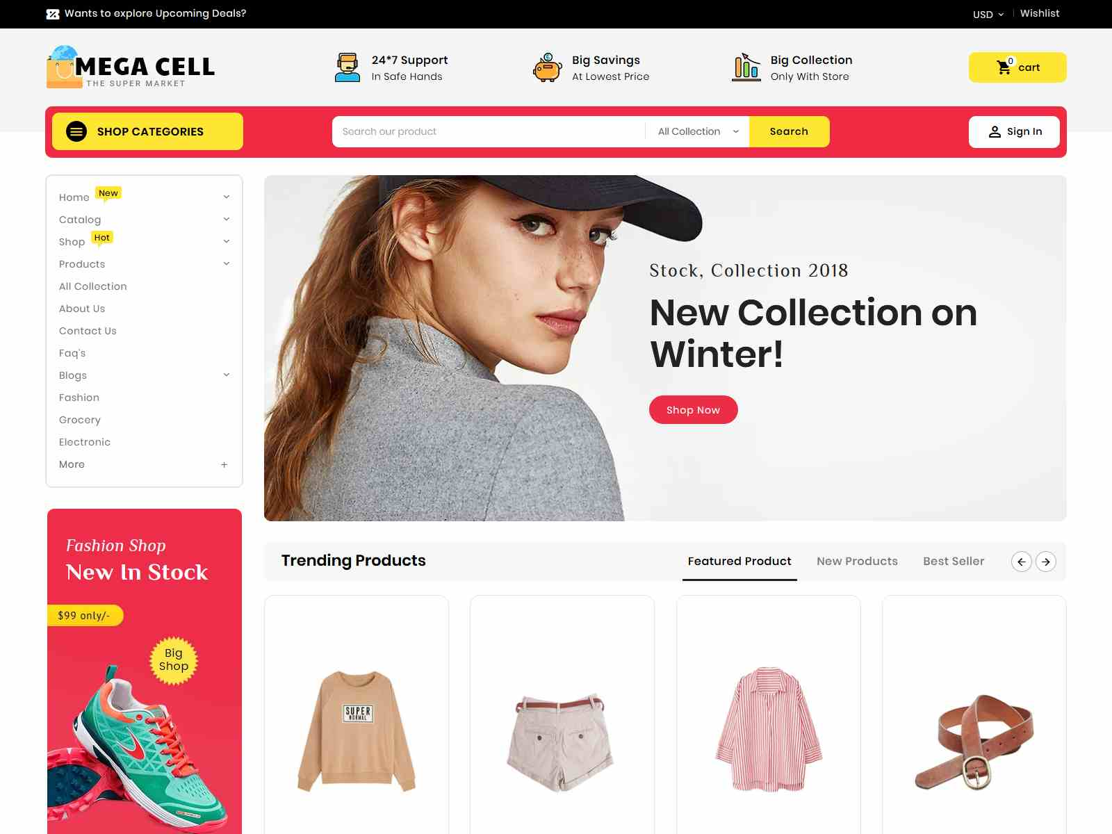 Best Premium Cleaning Shopify Themes