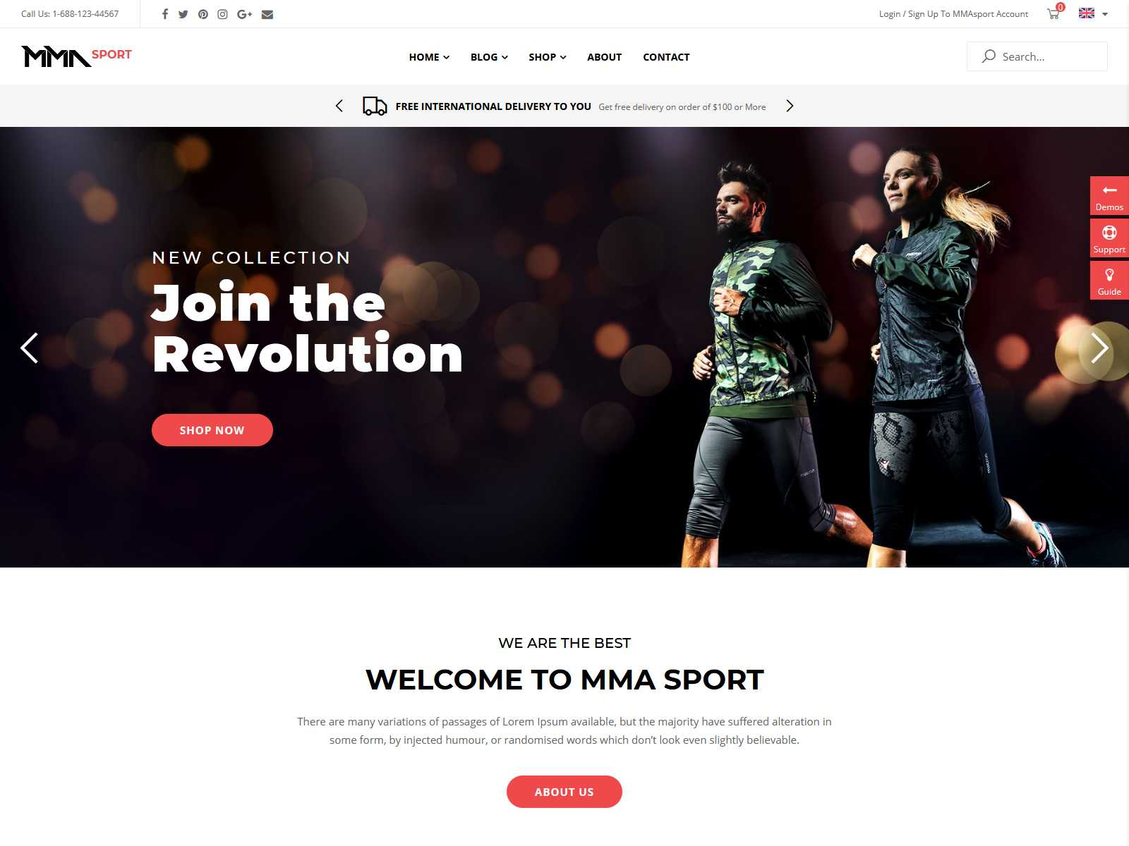 Best Premium Sport WordPress Themes