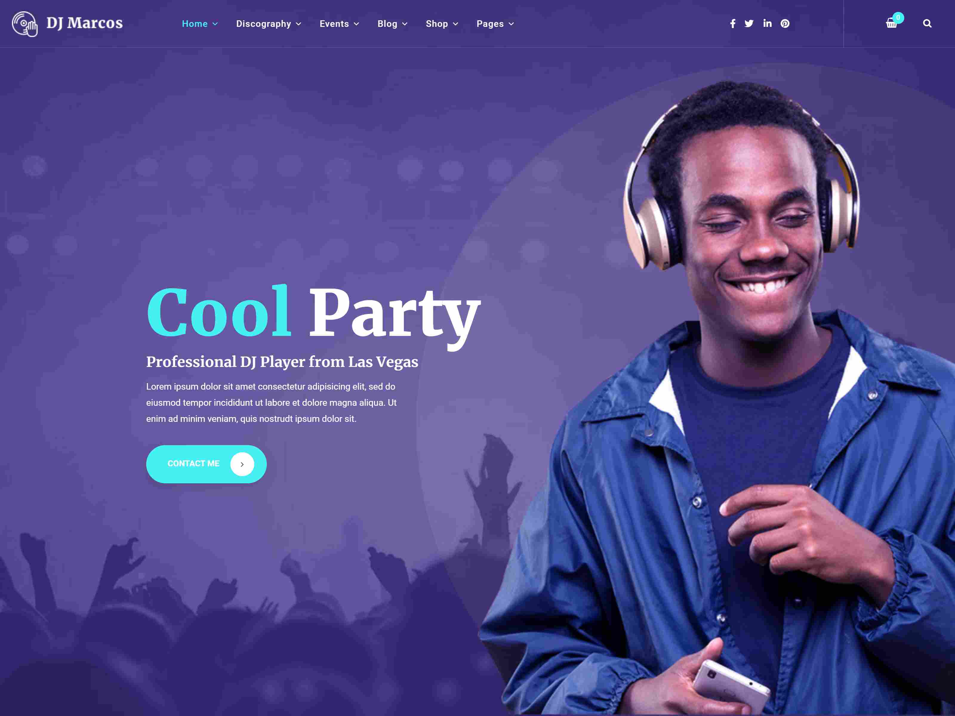 Best Premium Music Joomla Themes