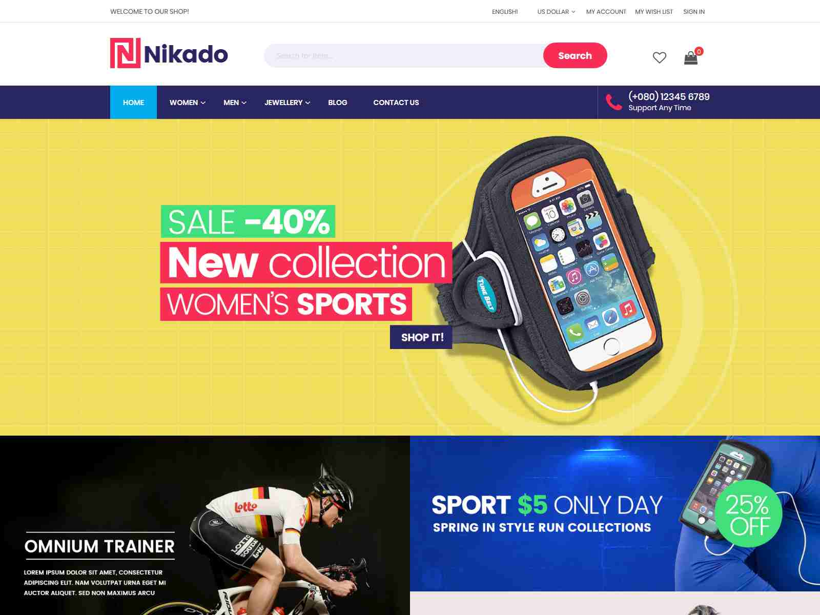 Best Premium Adventure Magento Themes