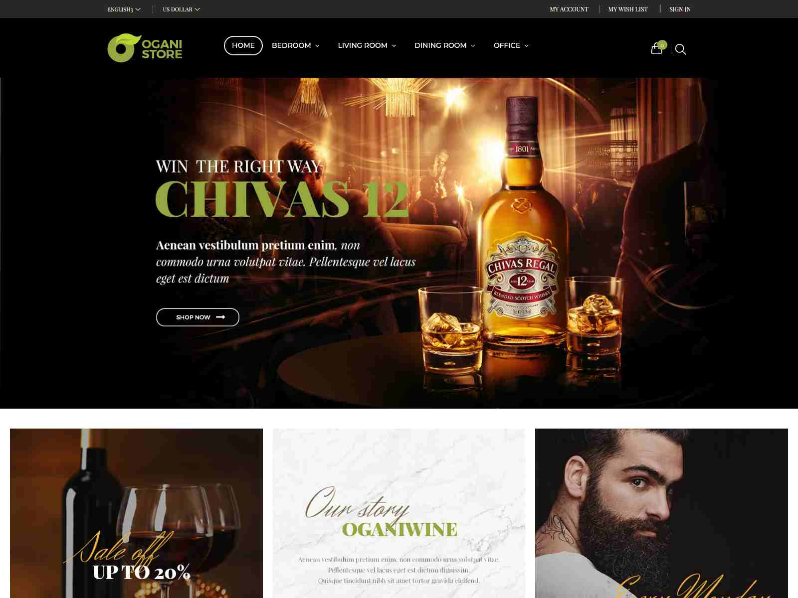 Best Premium Vineyard Magento Themes
