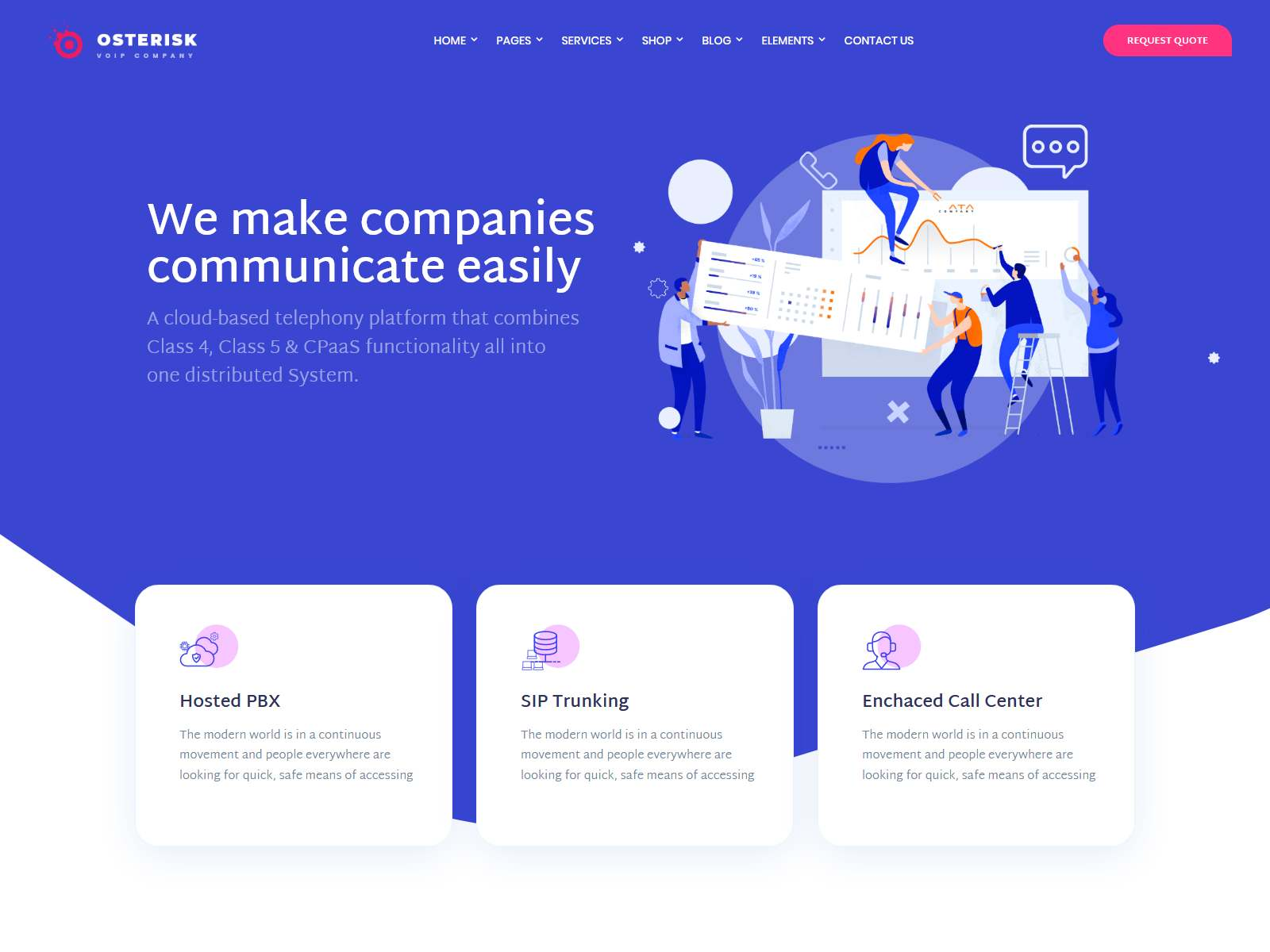 Best Premium VOIP WordPress Themes