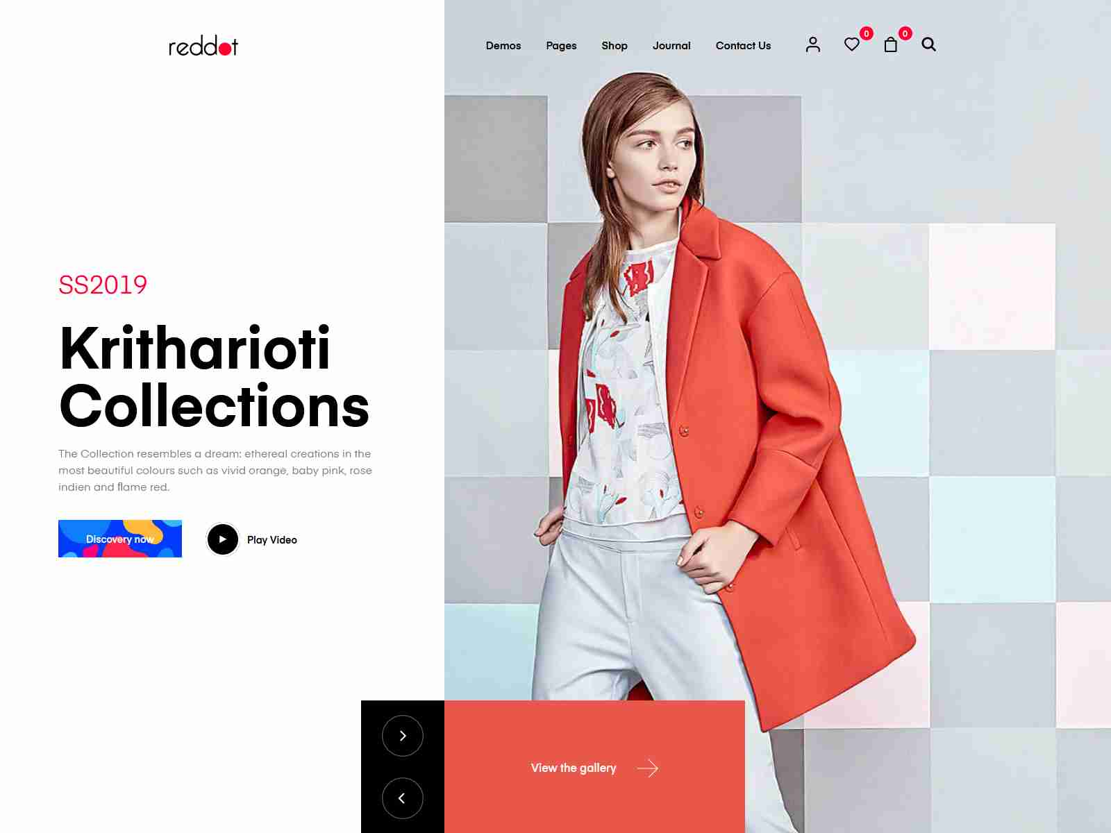 Best Premium Fashion WordPress Themes for shop