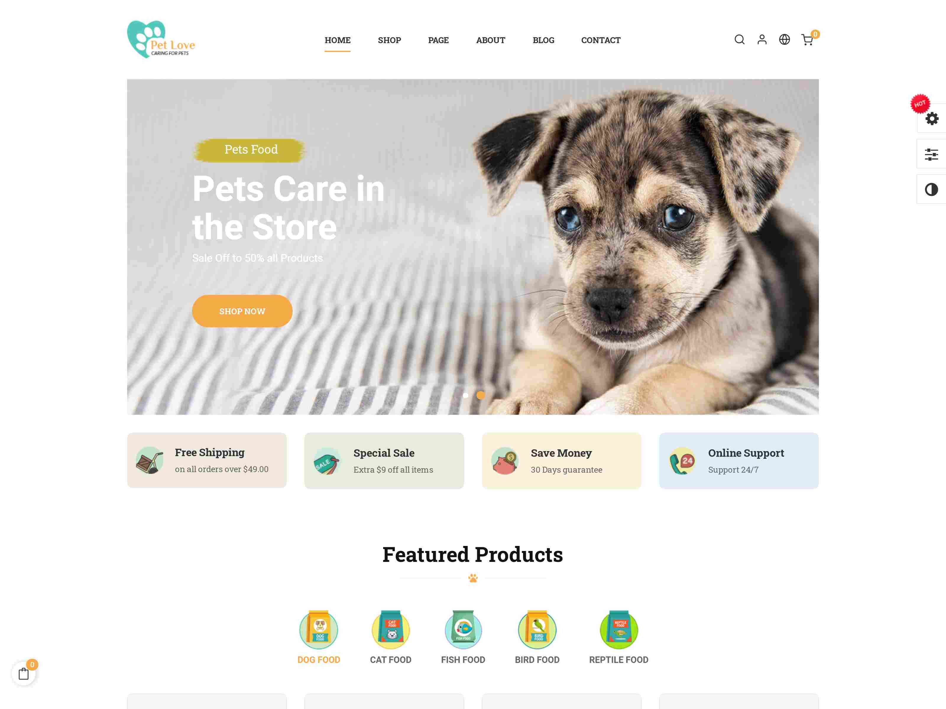 Best Premium Pets PrestaShop Themes