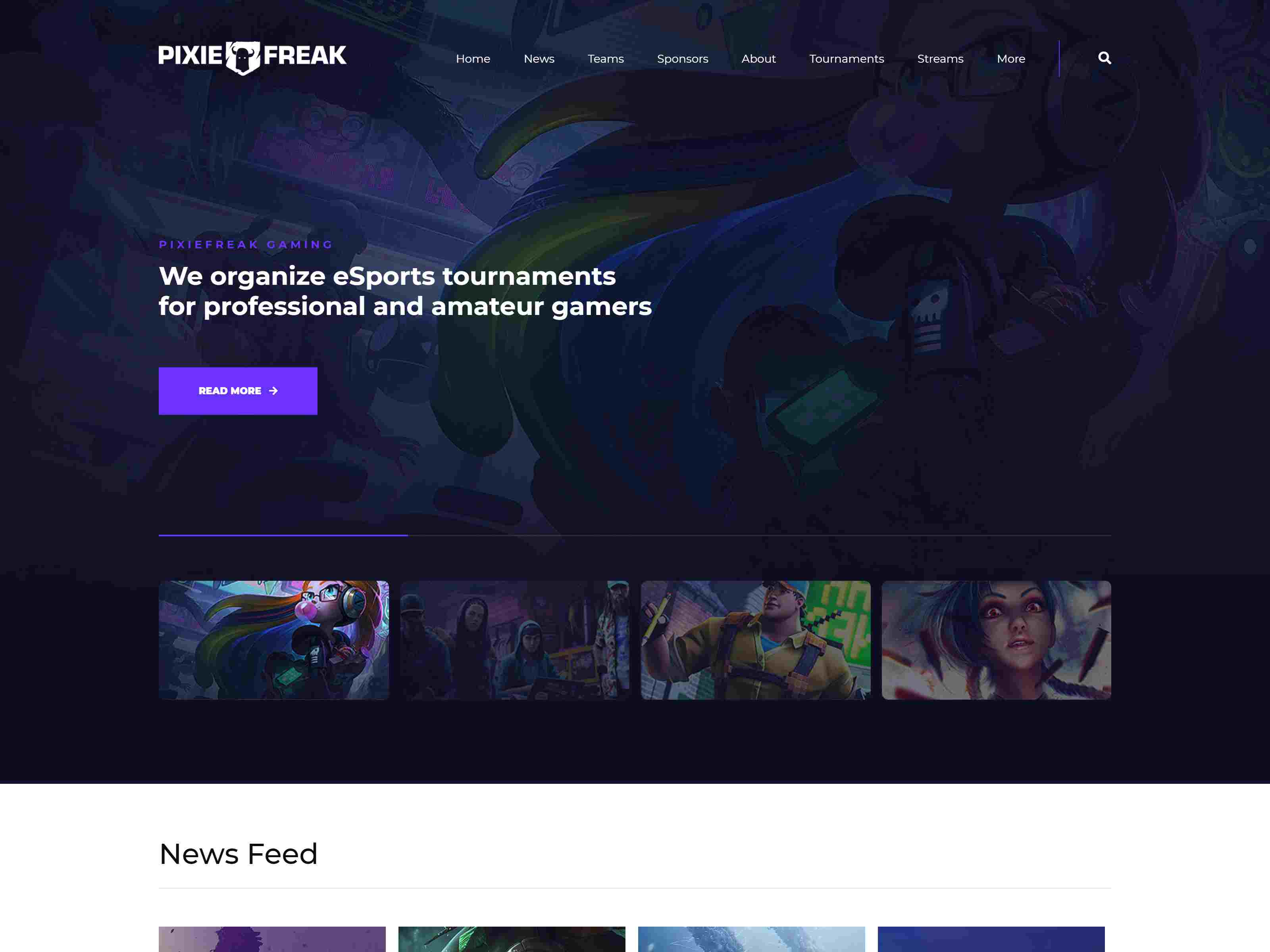 Best Premium WordPress Gaming Themes for eSports and Magazine