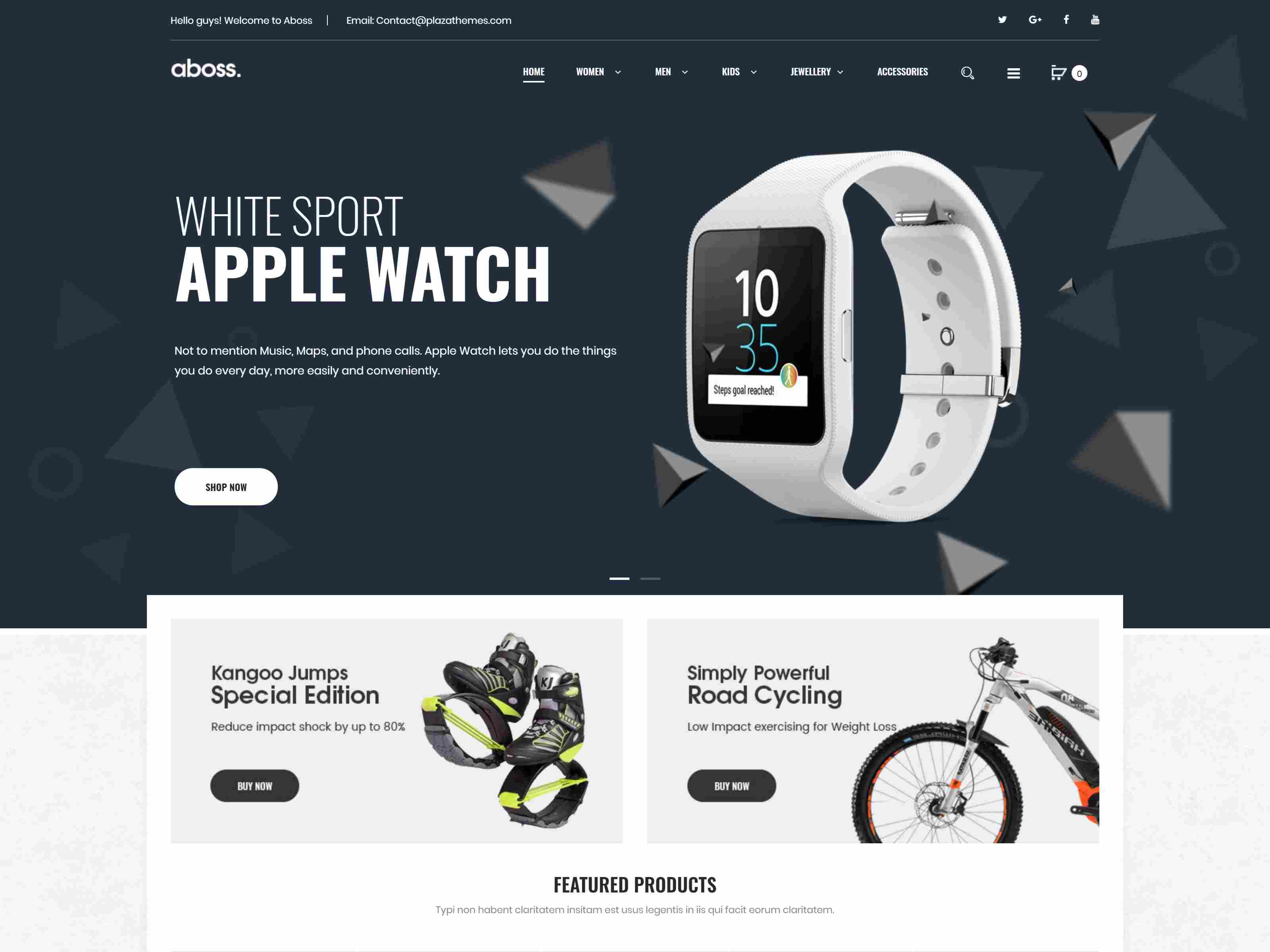 Best Premium Bicycle2 Magento Themes