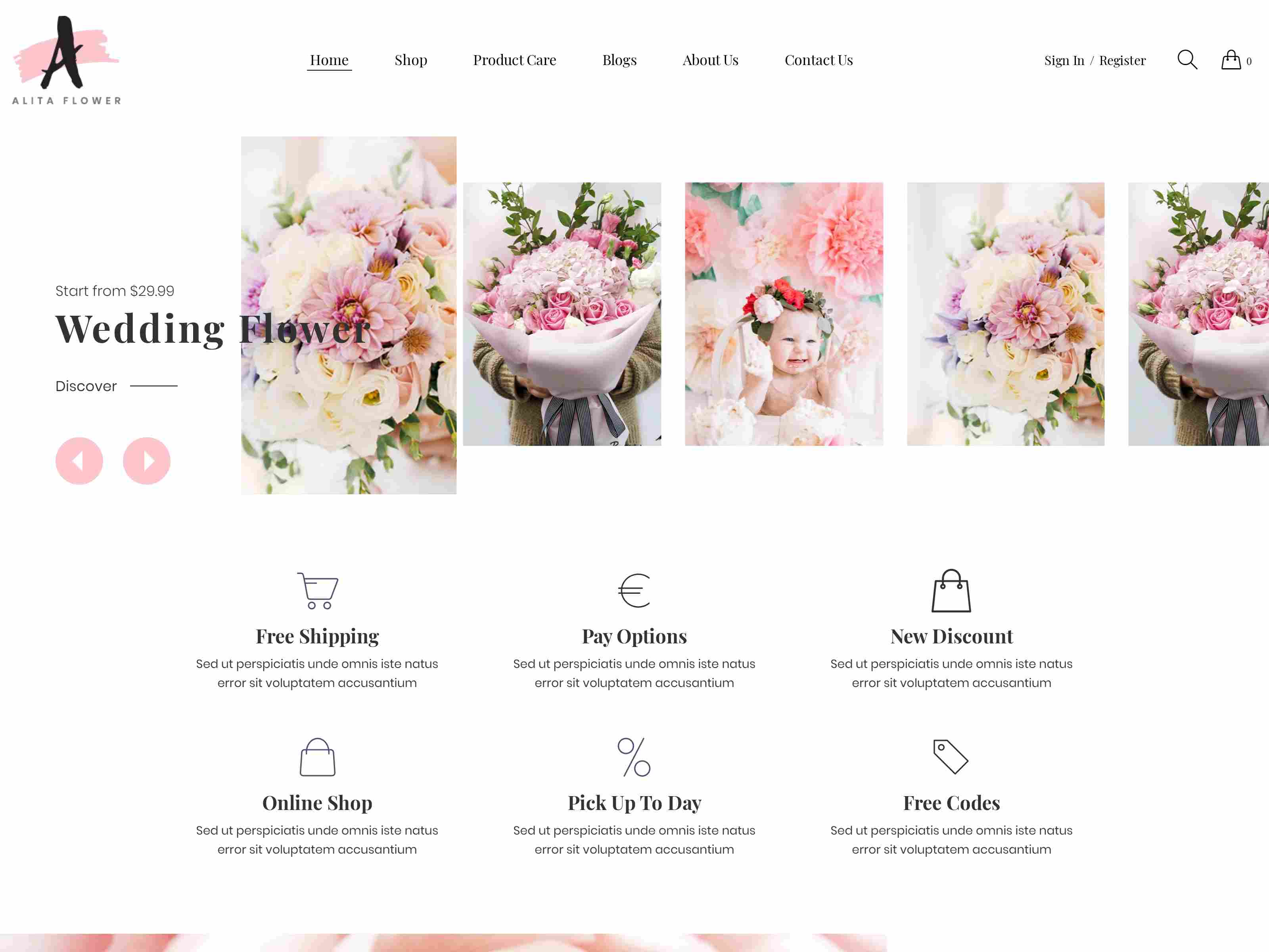 Best Premium Floral Shopify Themes
