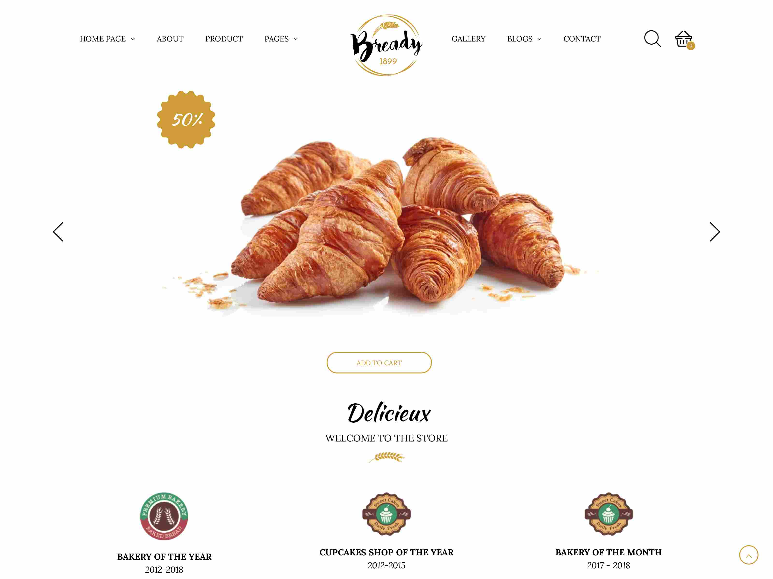 Best Premium Bakery Shopify Themes