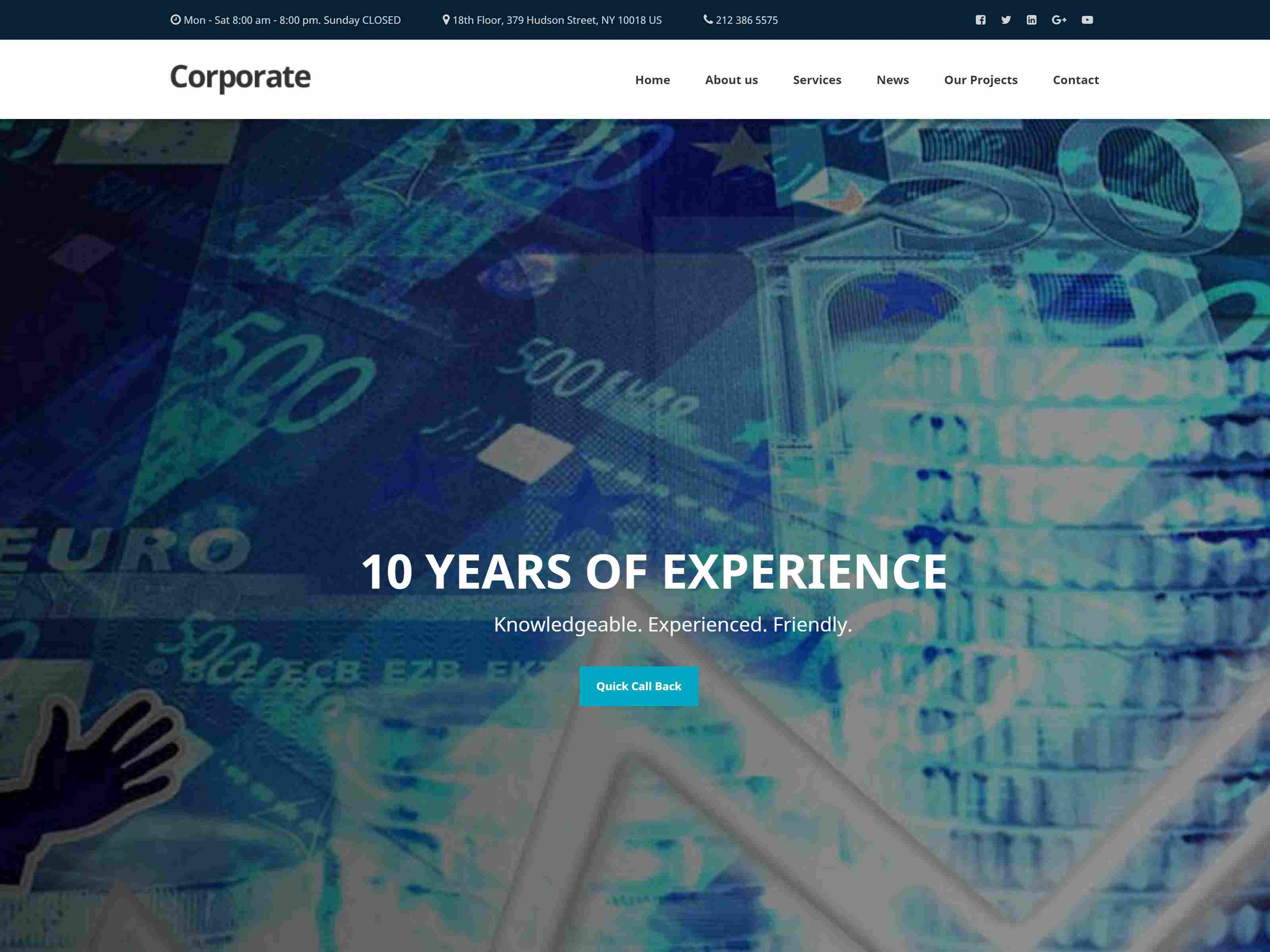 Best Premium IT Firm Joomla Themes