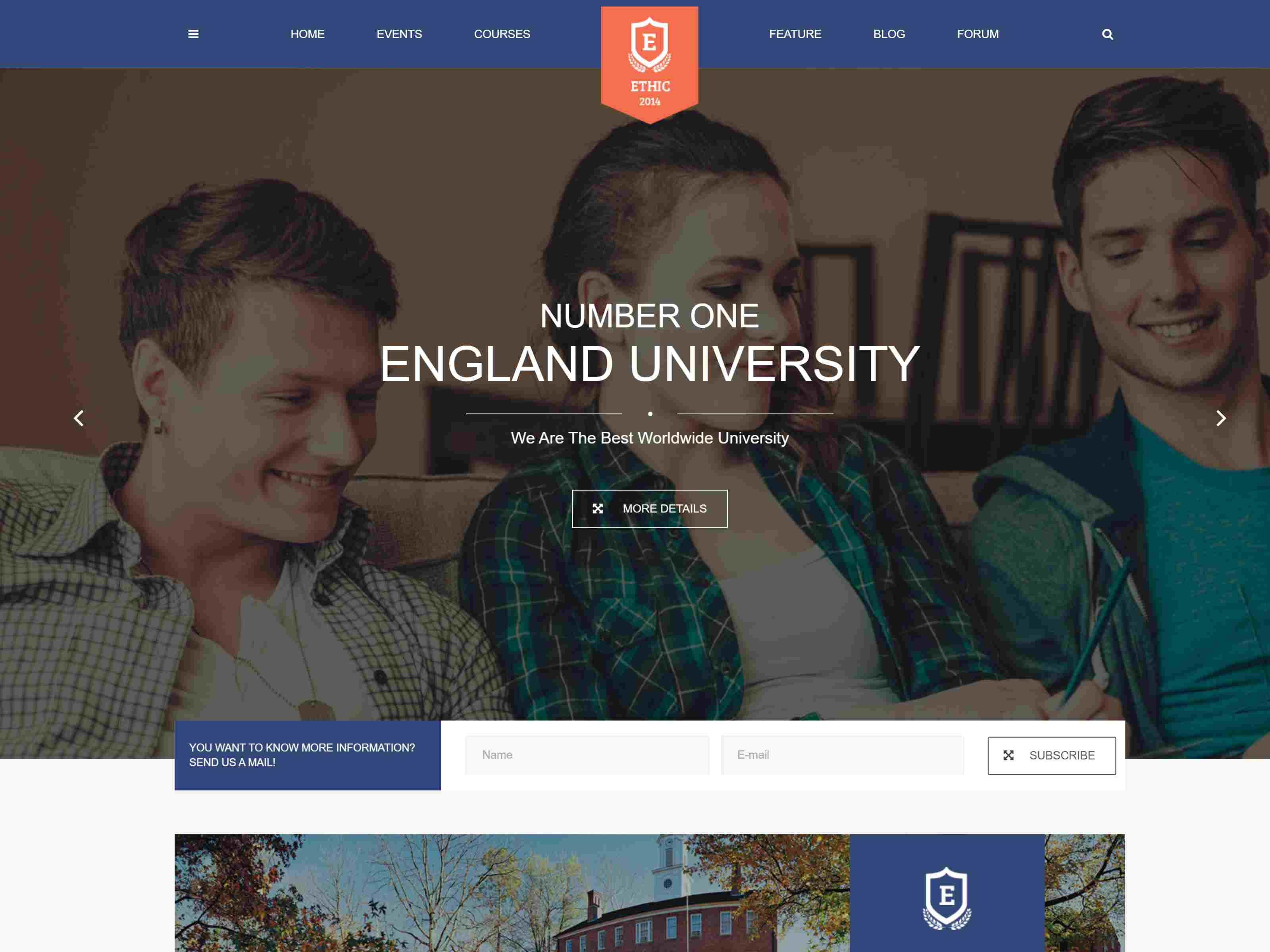 Best Premium Educational Joomla Theme