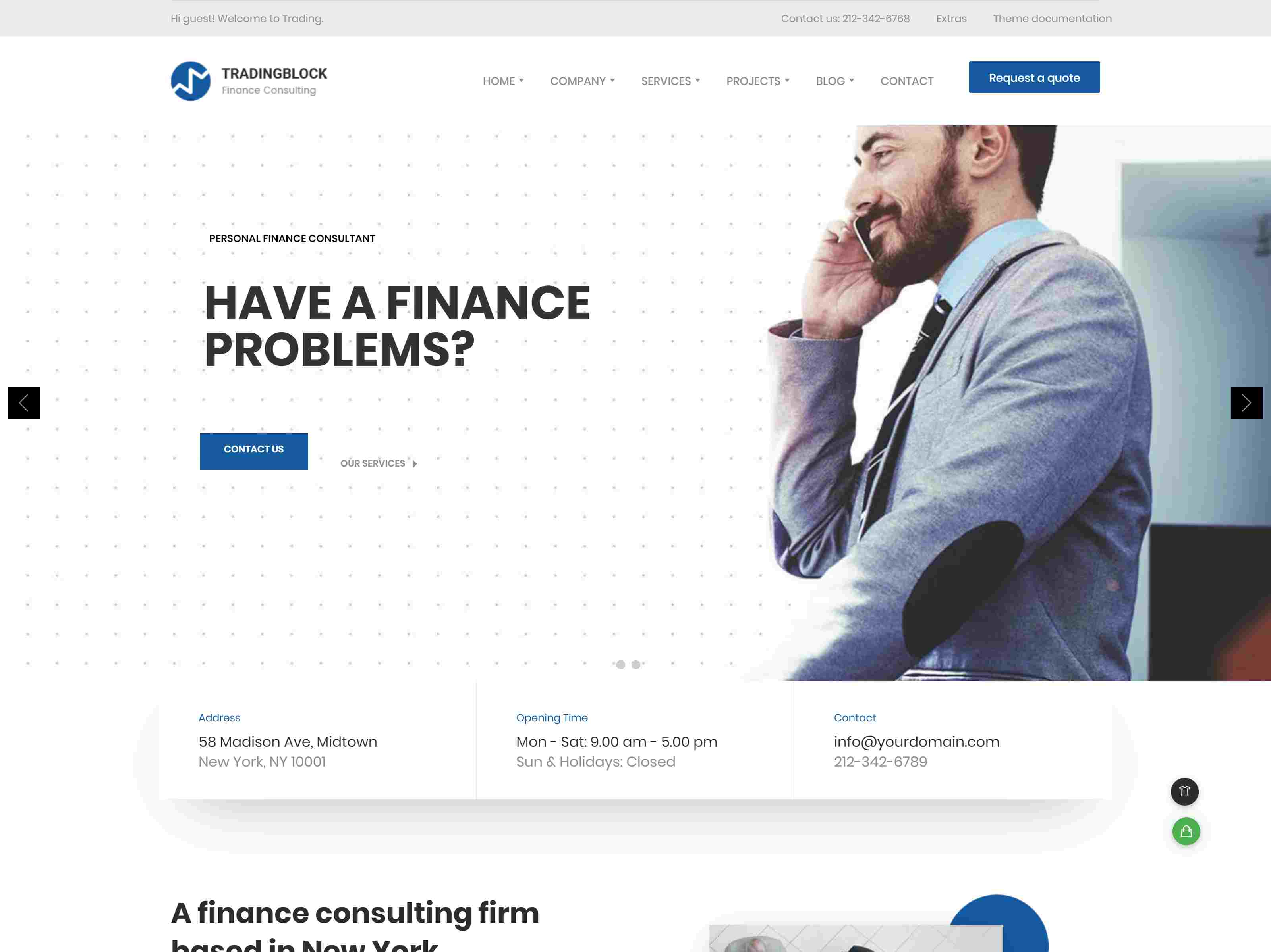 Best Premium Drupal Themes for Insurance Company