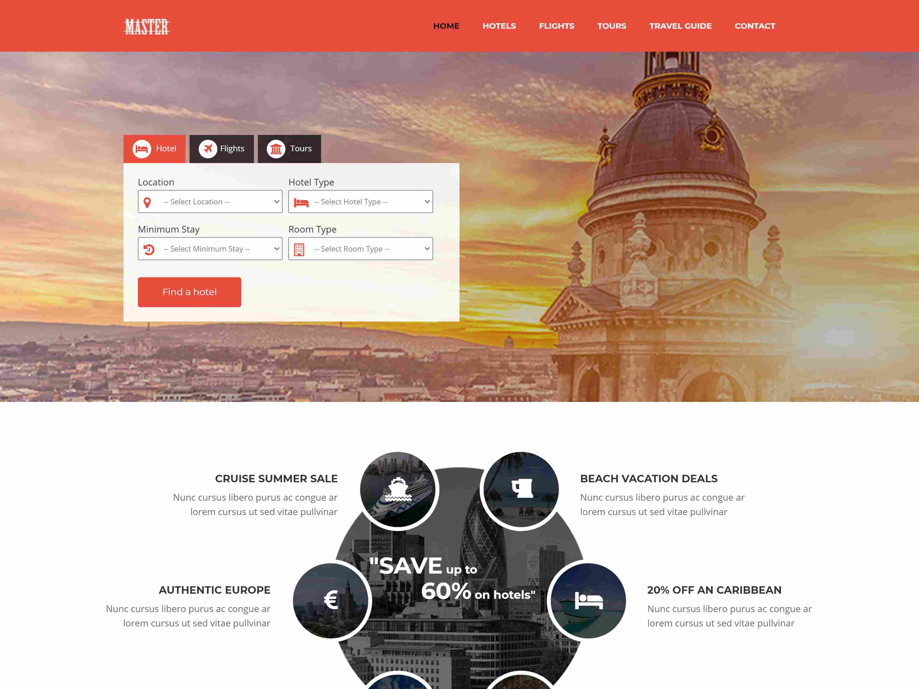 Best Premium Booking Joomla Themes