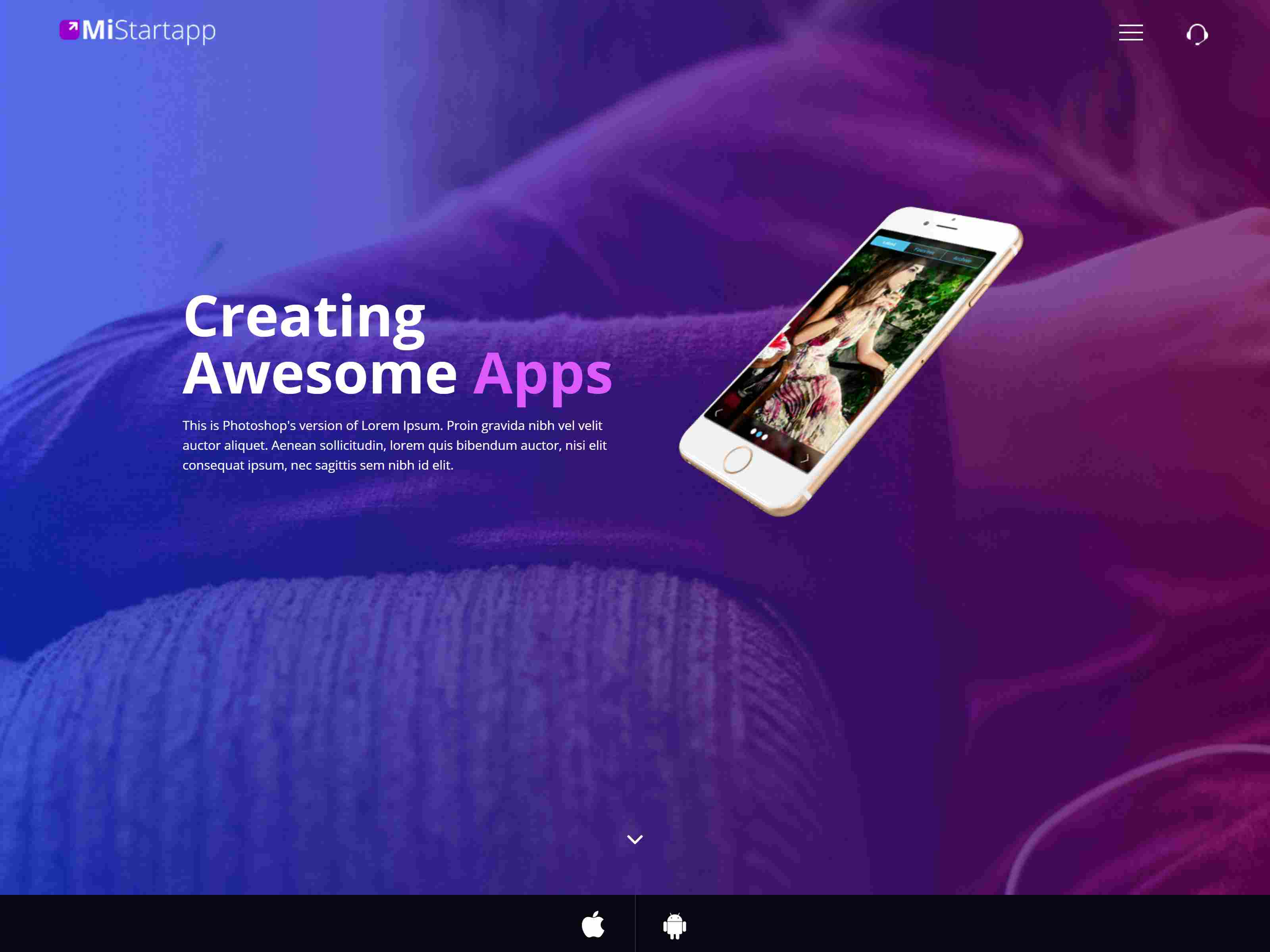 Best Premium Mobile App Joomla Themes