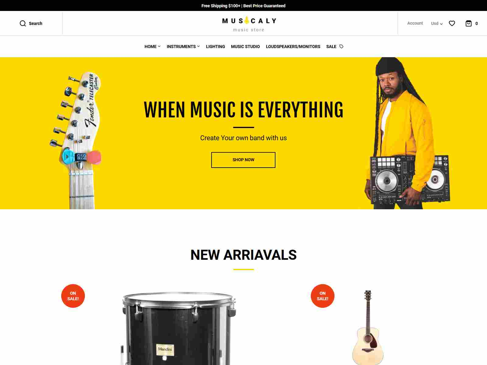 Best Premium Shop Shopify Themes
