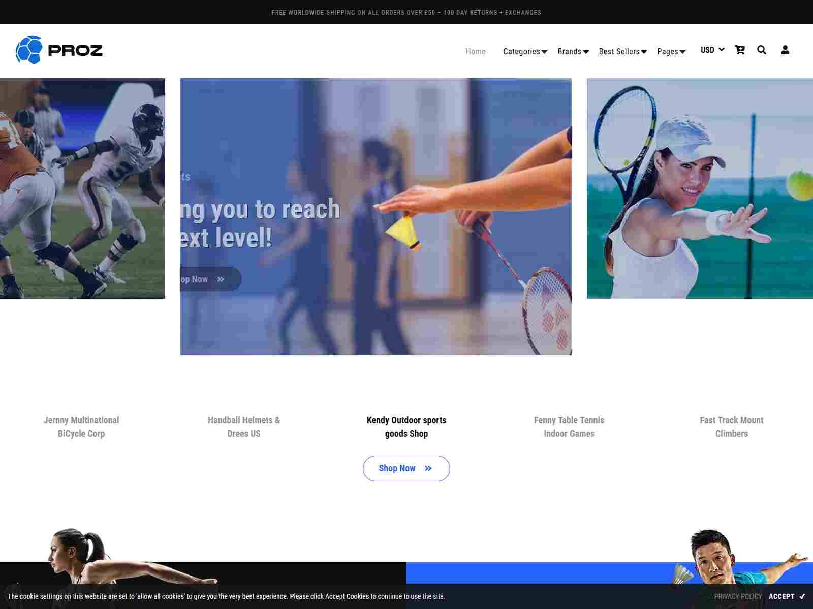 Best Premium Fitness Shopify Themes