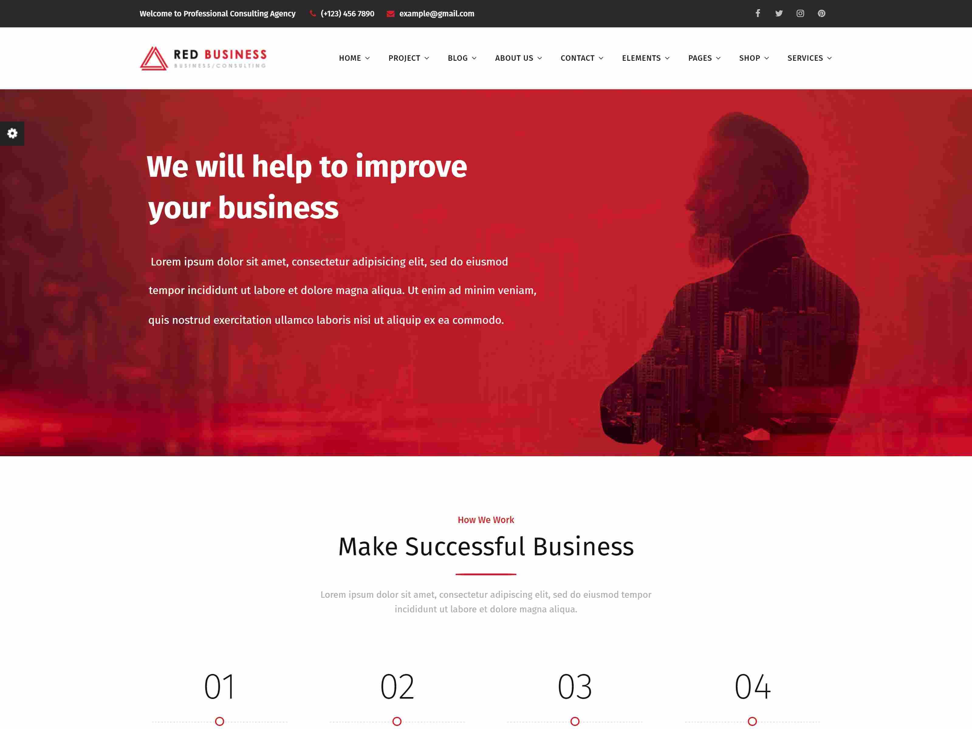 Best Premium Corporate Drupal Themes