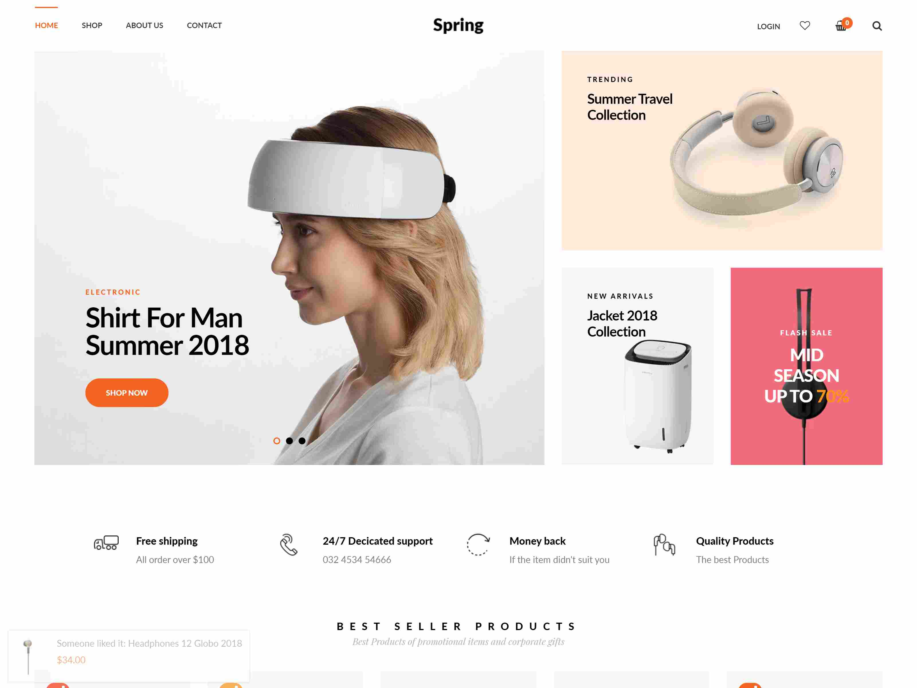 Best Premium Glasses Shopify Themes