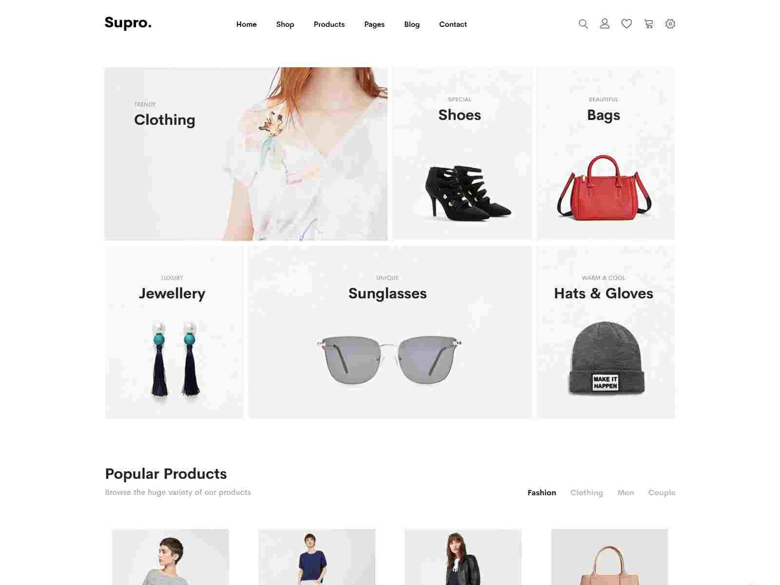 Best Premium Fashion Magento Themes