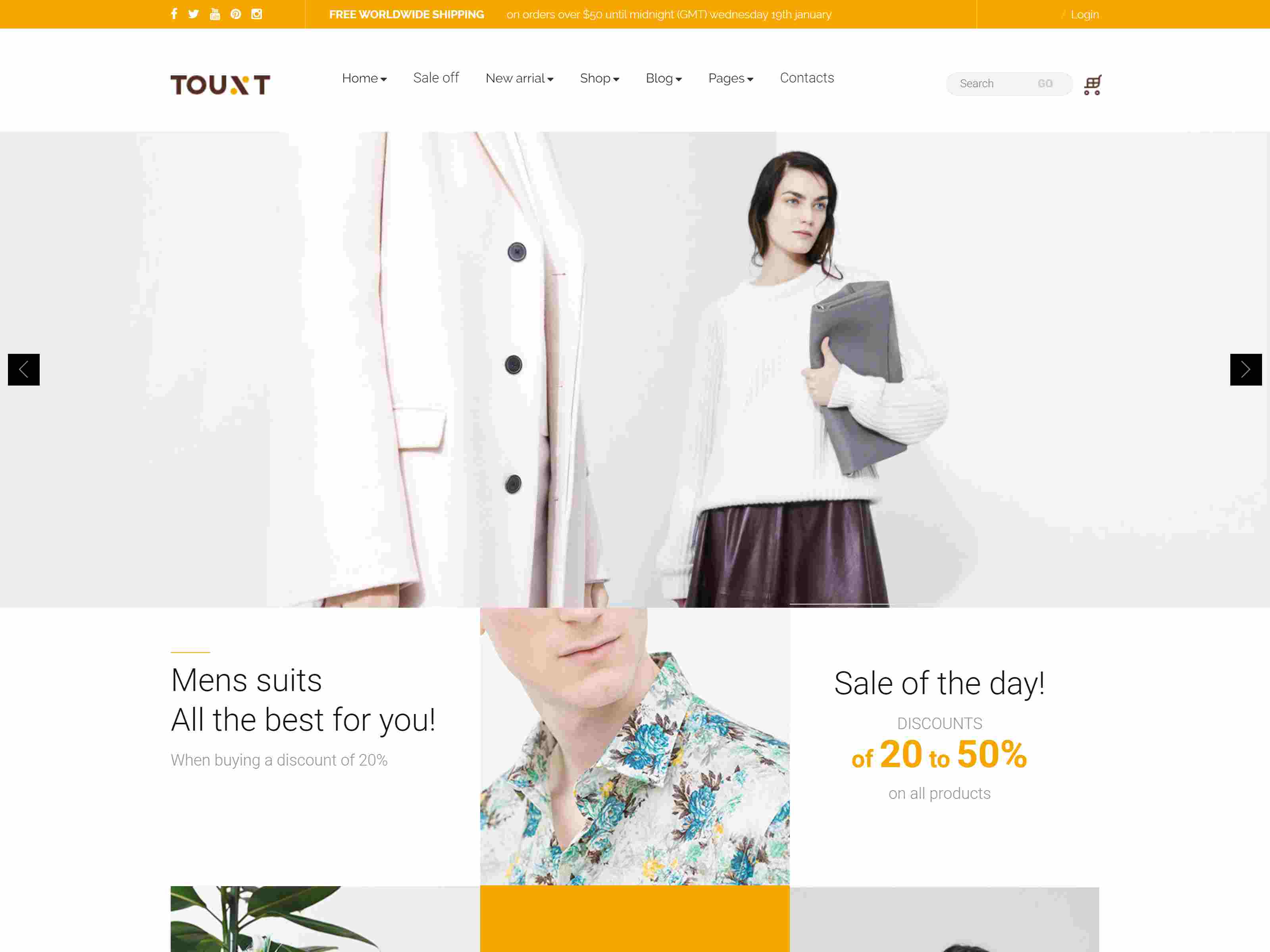 Best Premium Cosmetic Drupal Themes