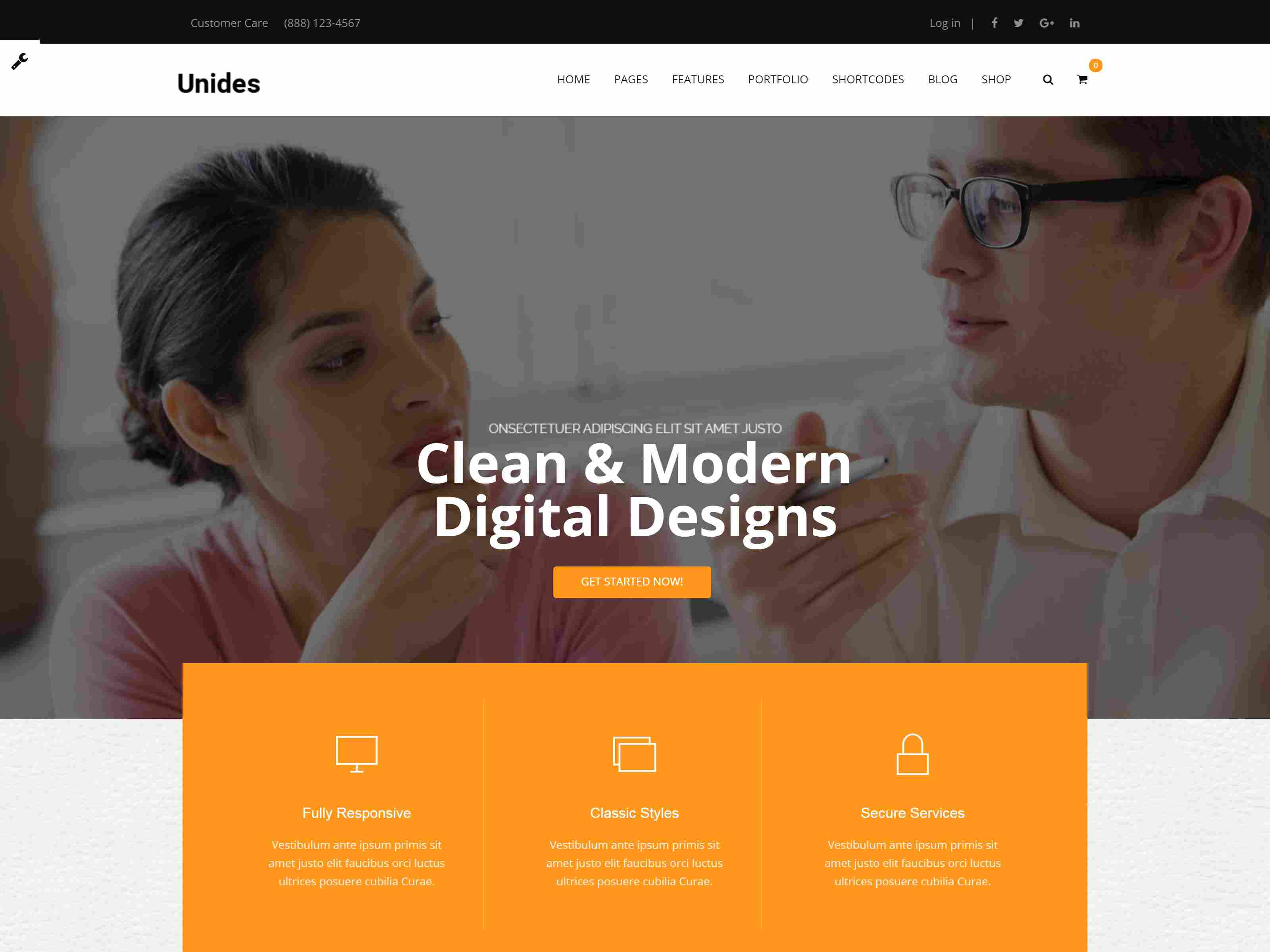 Best Premium Creative Agency Drupal Themes