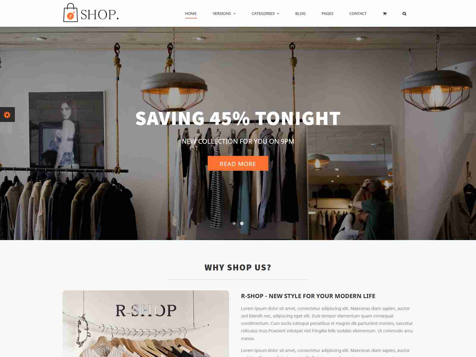 Best Premium Shop Blogger Themes