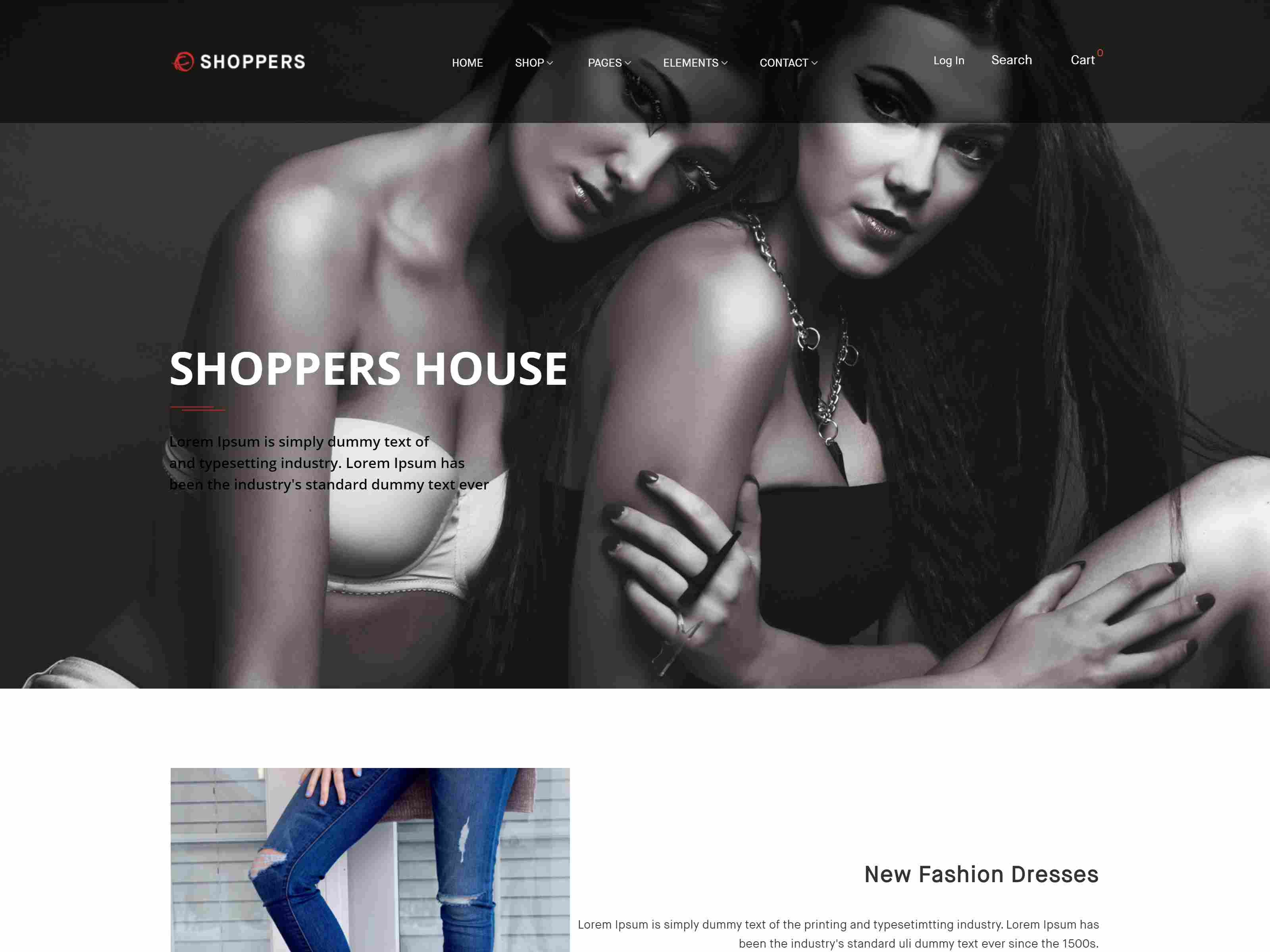 Shoppers - Creative Premium Magento 1 Theme