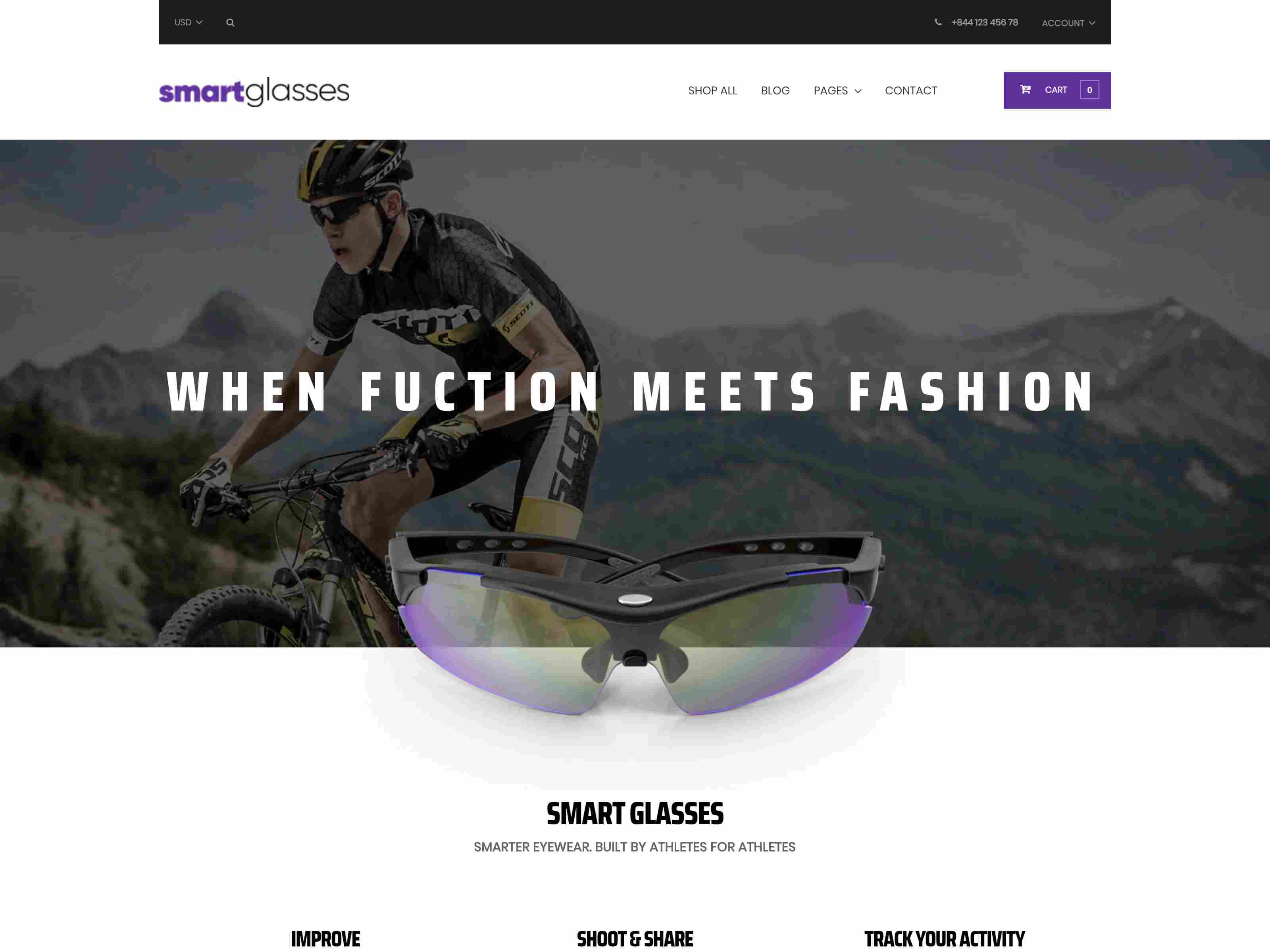 Best Premium Sport BigCommerce Themes