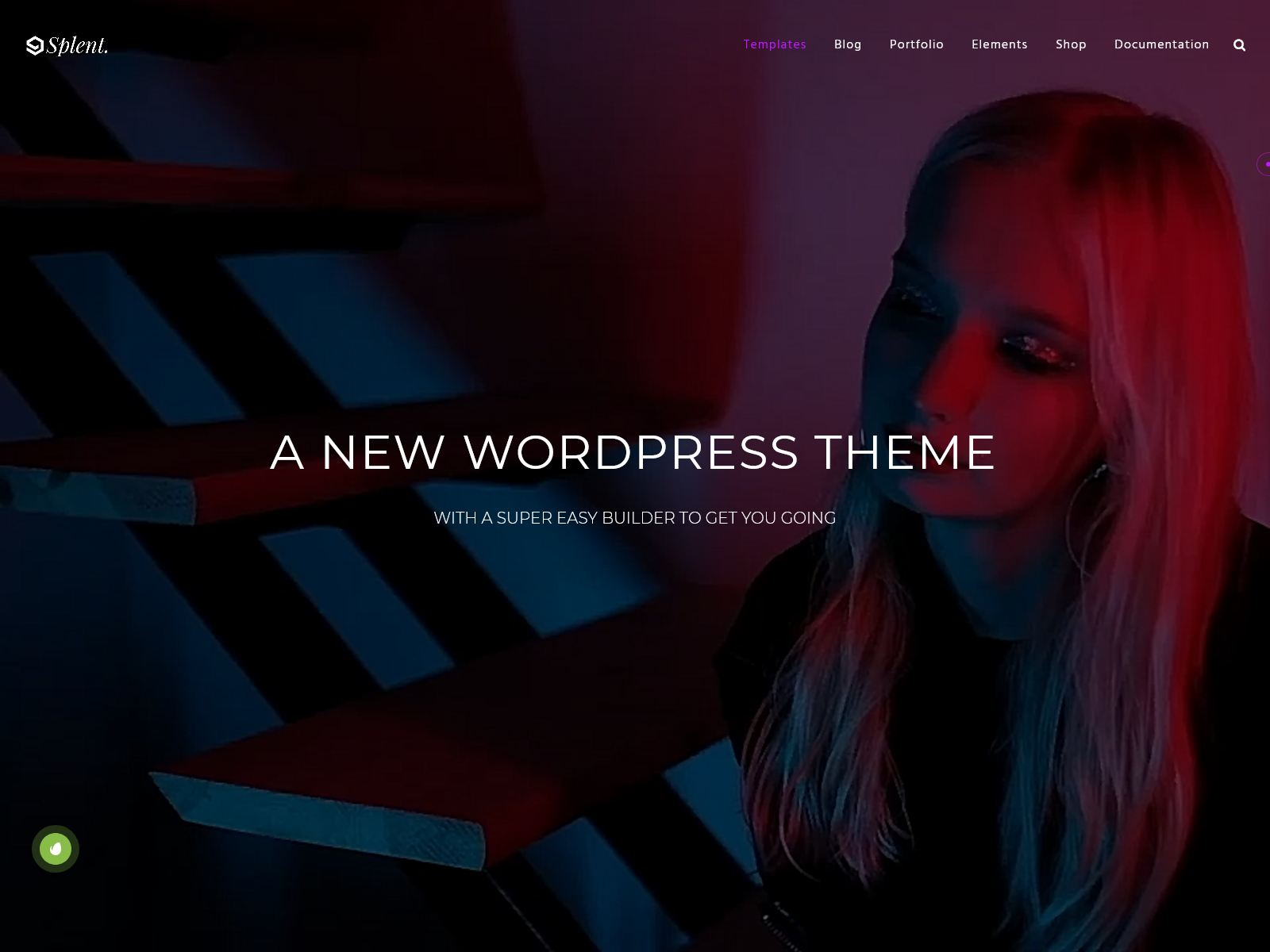 Splent | Responsive Multi-Purpose WordPress Theme