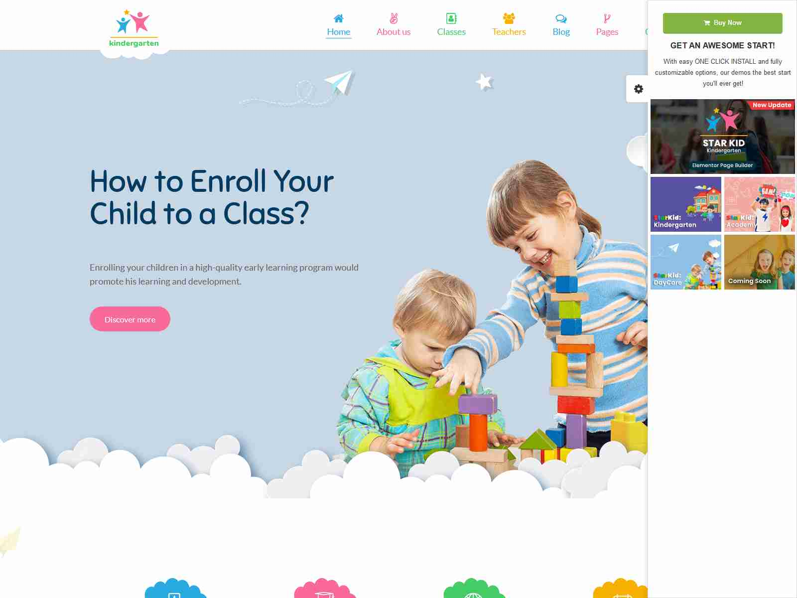 Best Premium School WordPress Themes
