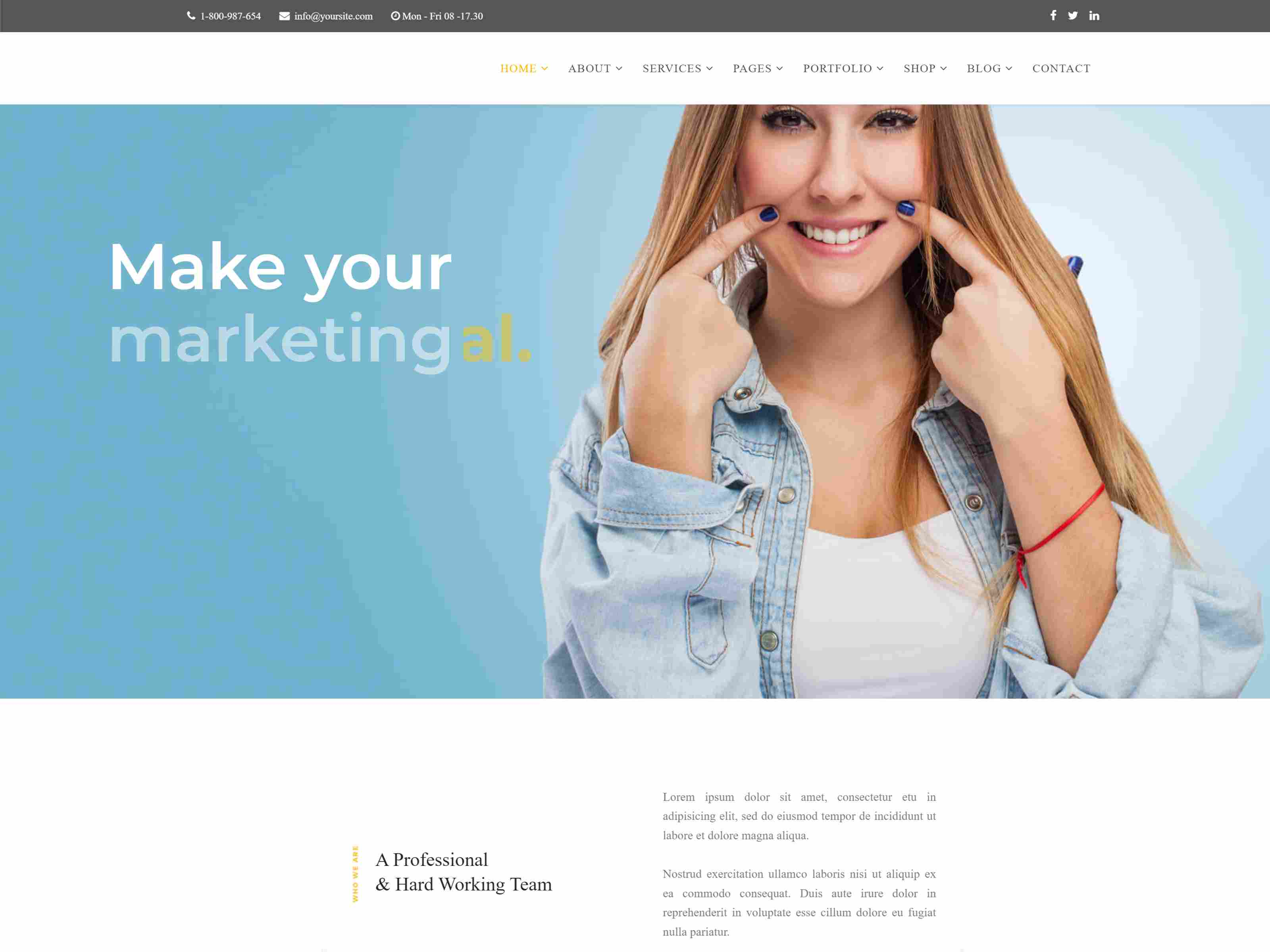 Best Premium SEO Agency Joomla Themes