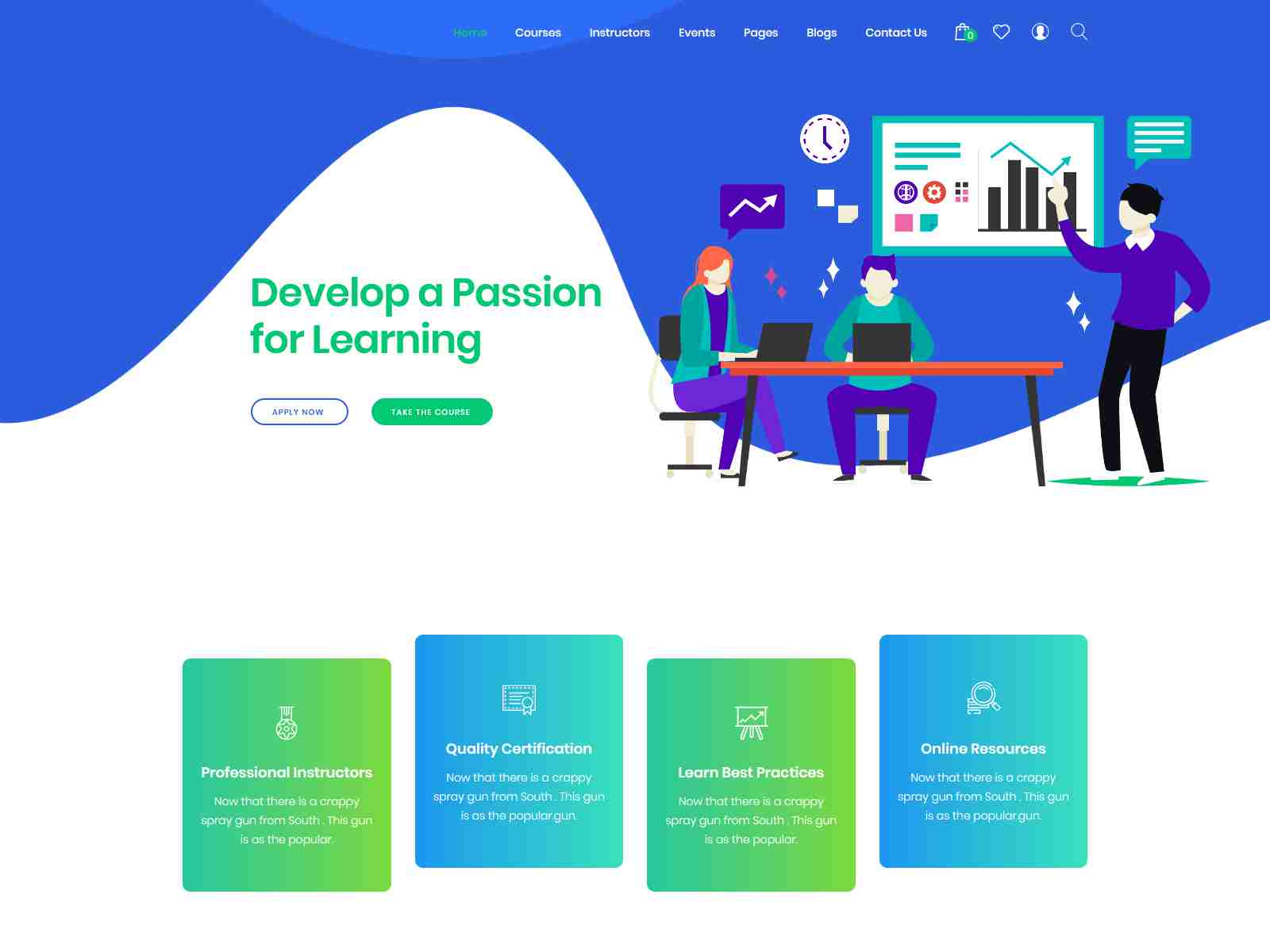 Best Premium Academy WordPress Themes