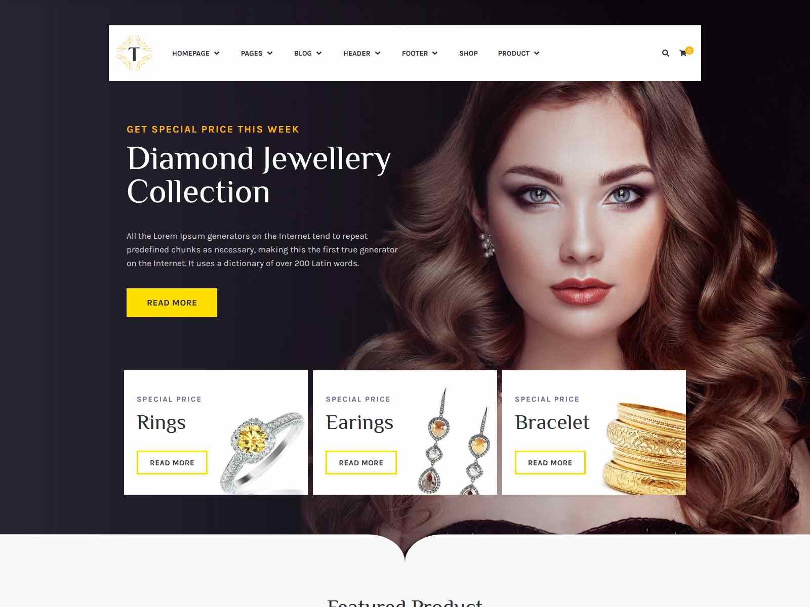 Best Premium WordPress WooCommerce Themes For Jewelry Shop
