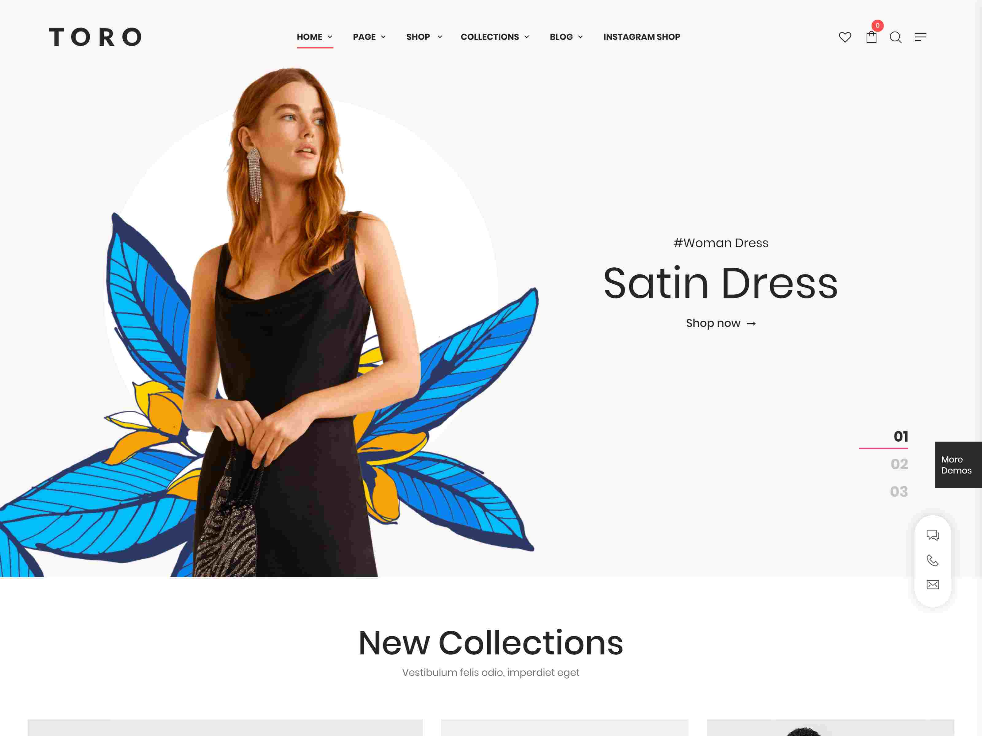 Toro - Clean, Minimal WooCommerce Theme