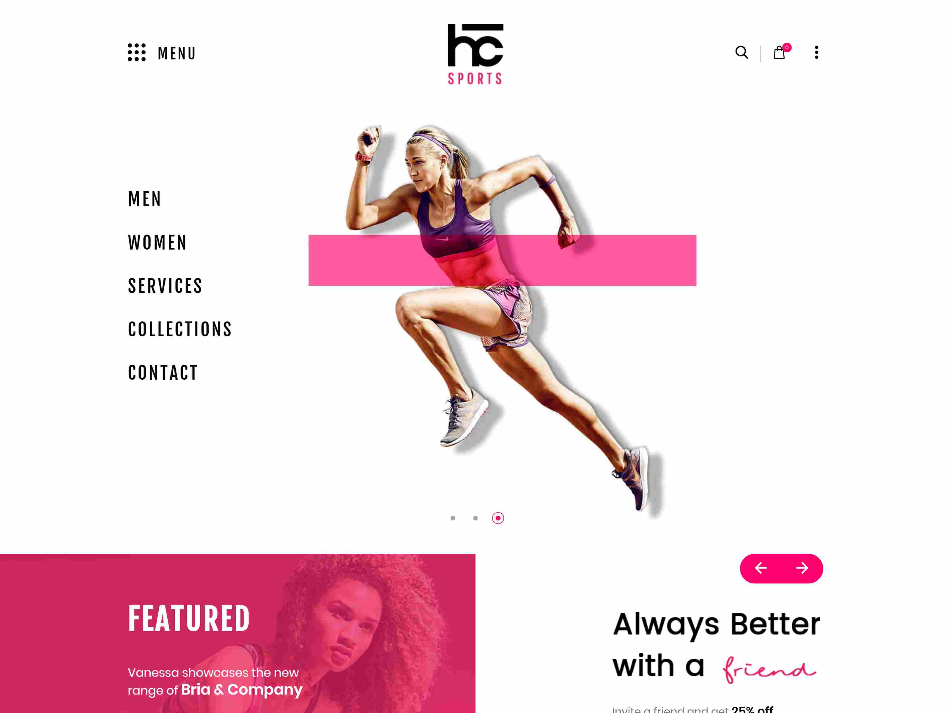 Valerius – Sections Shopify Theme For Sport