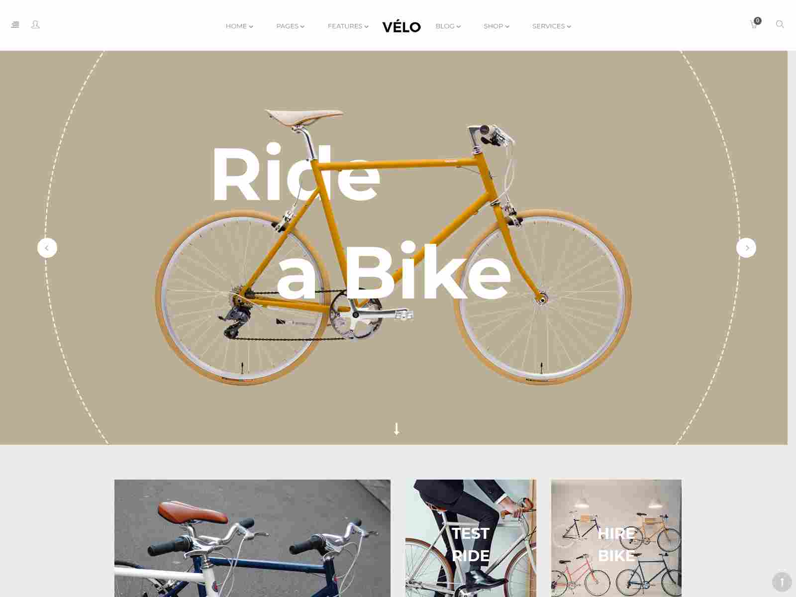 Best Premium Bicycle Joomla Themes