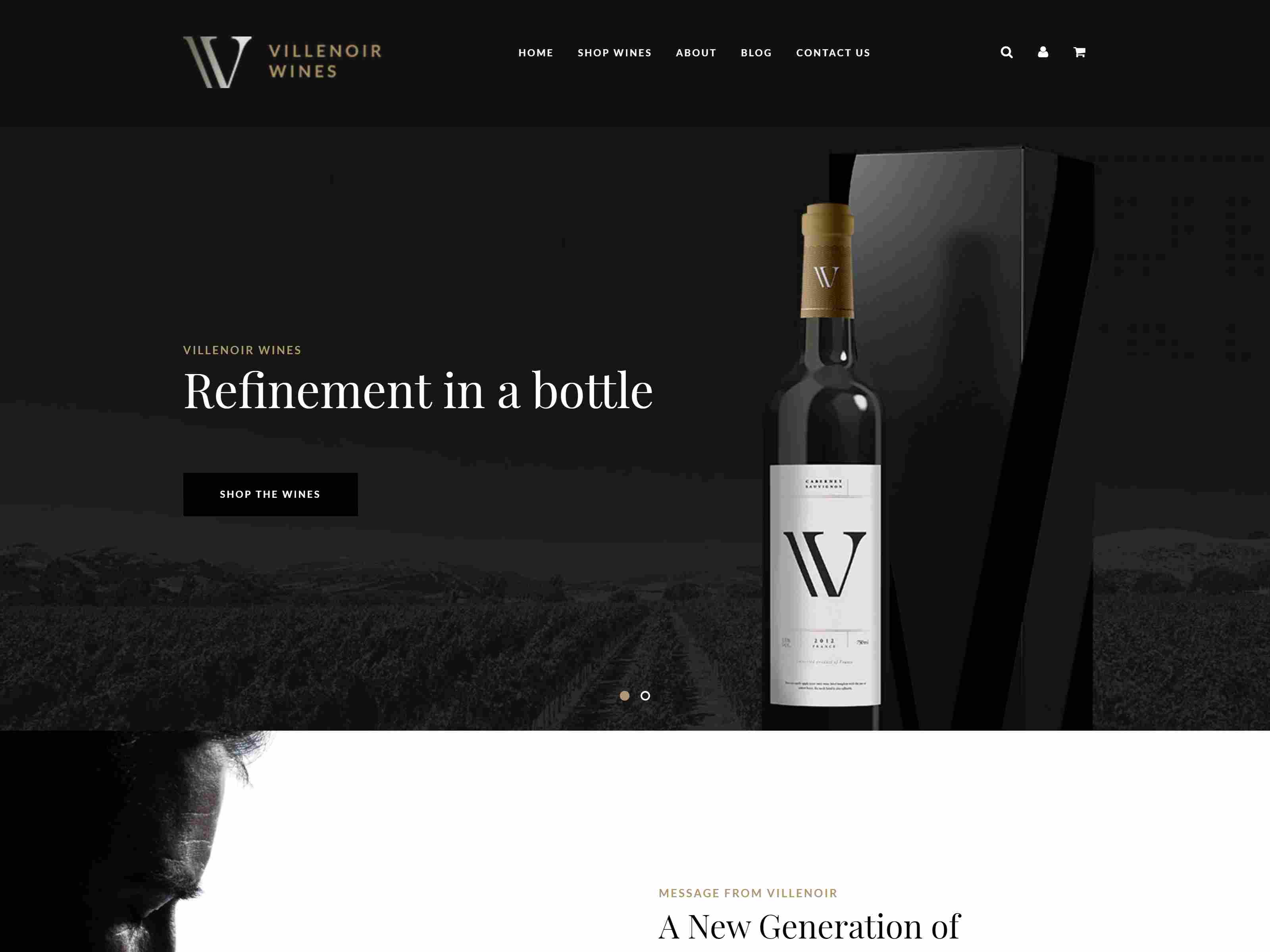 Best Premium Winery BigCommerce Themes