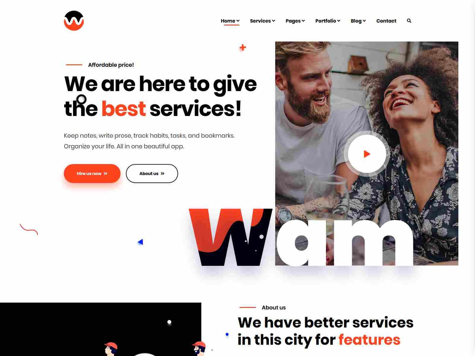 Best Premium Agency WordPress Themes