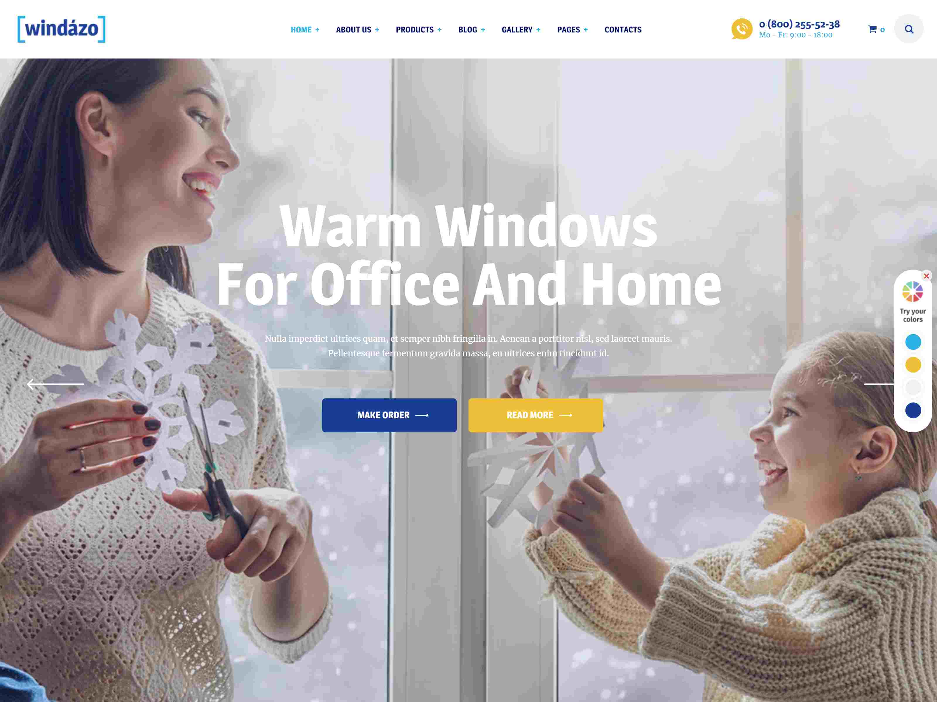 Best Premium Doors WordPress Themes