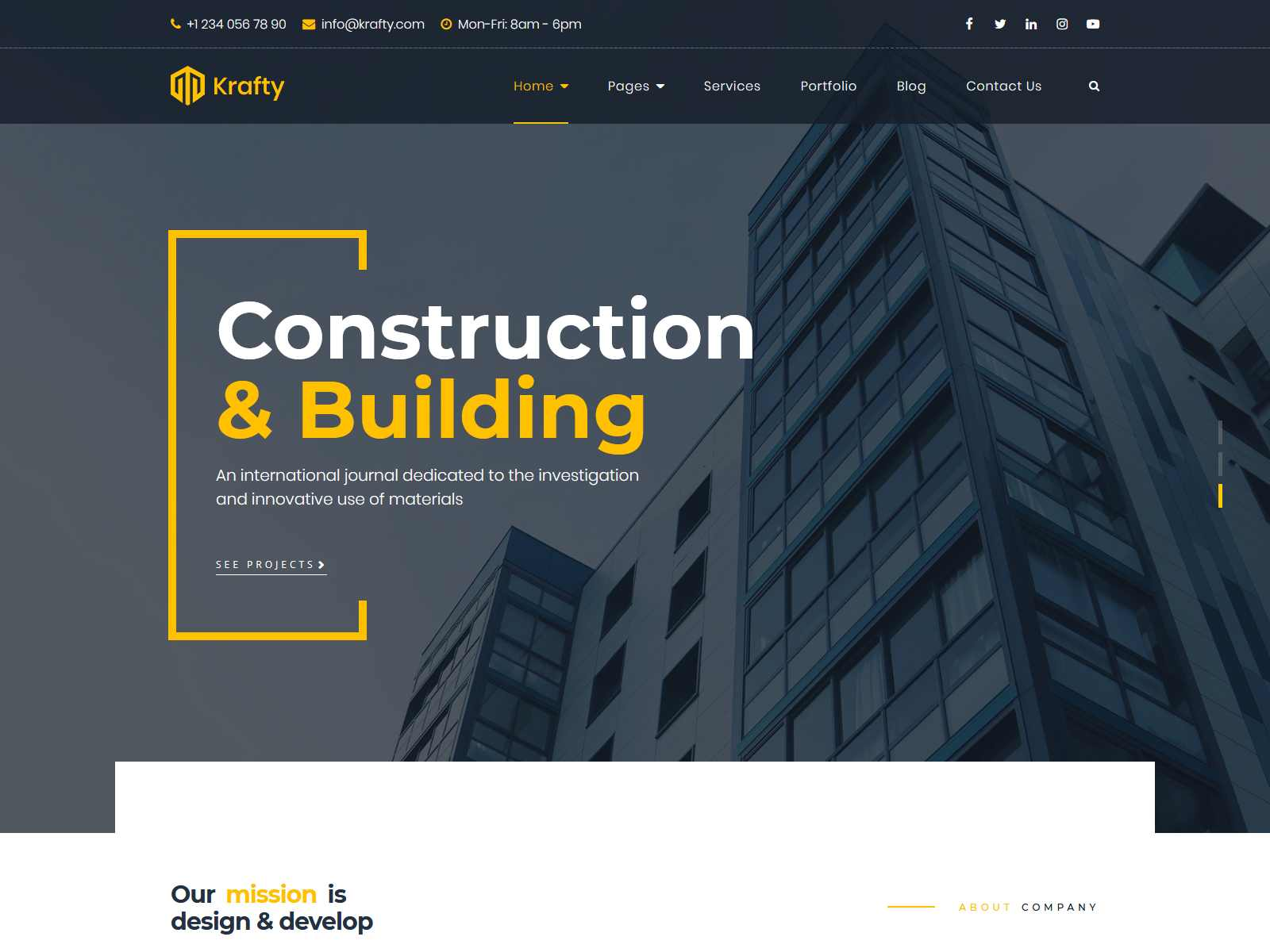 Best Premium Home Repair WordPress Themes