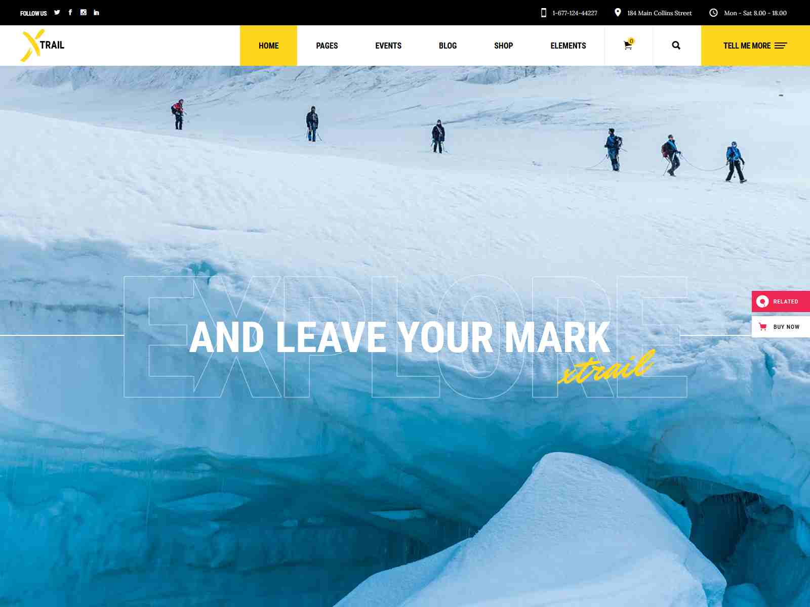 Best Premium Hiking WordPress Themes